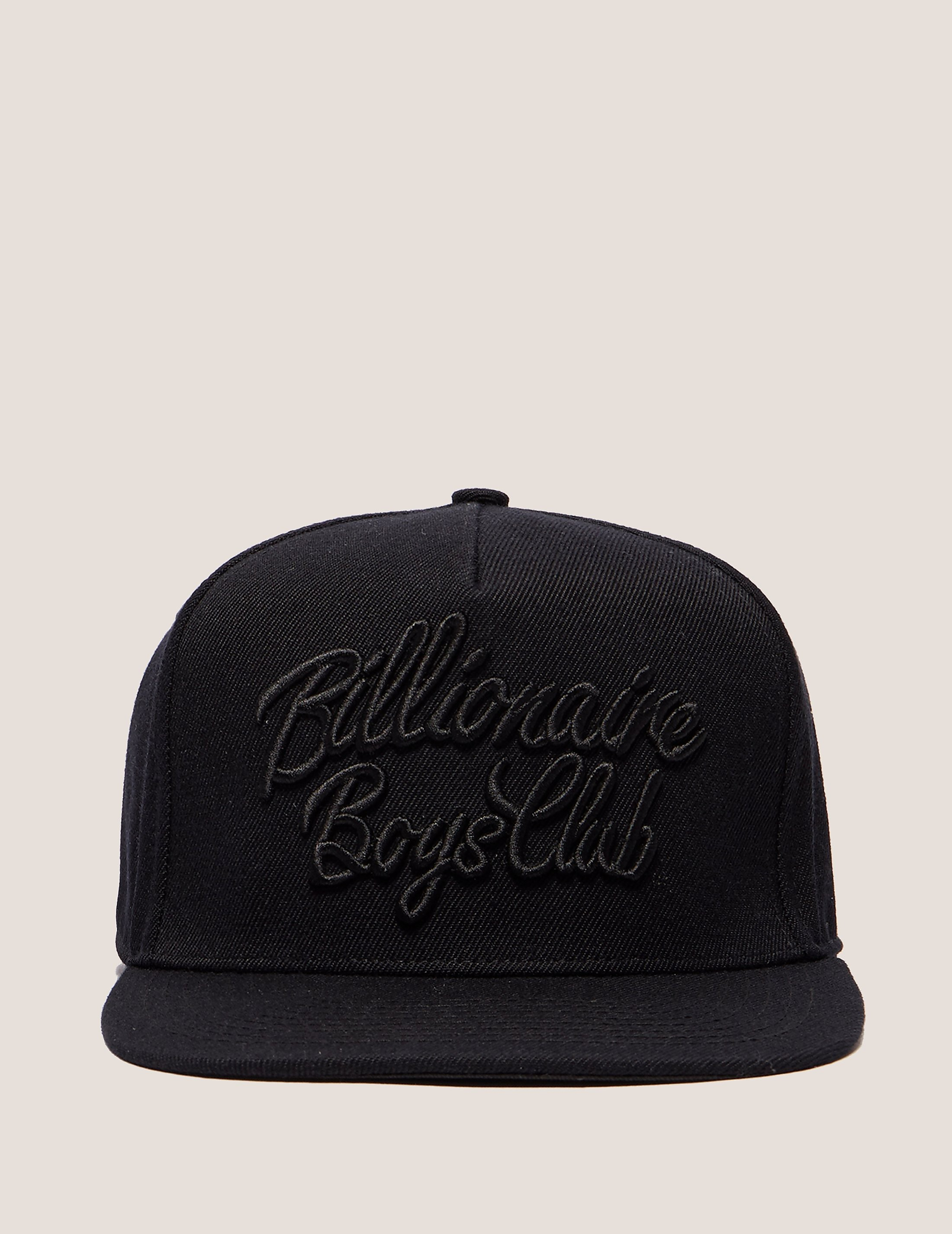 Billionaire Boys Club Logo Snapback