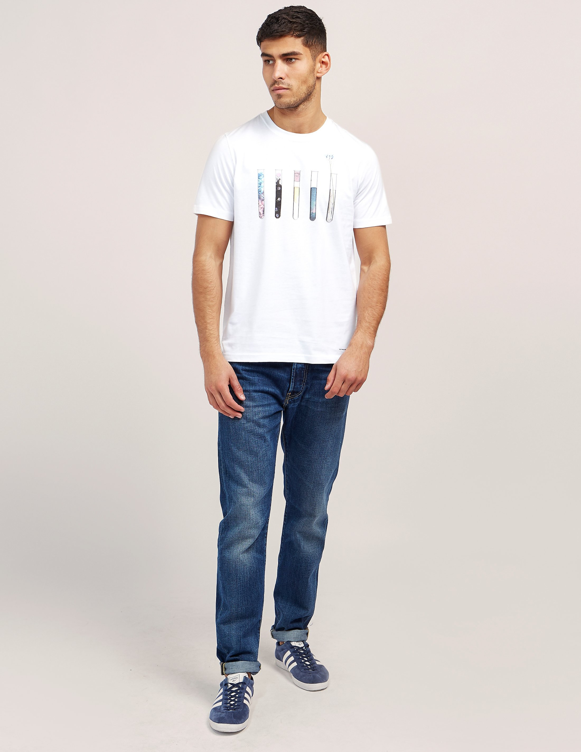 Paul Smith Test Tubes Short Sleeve T-Shirt