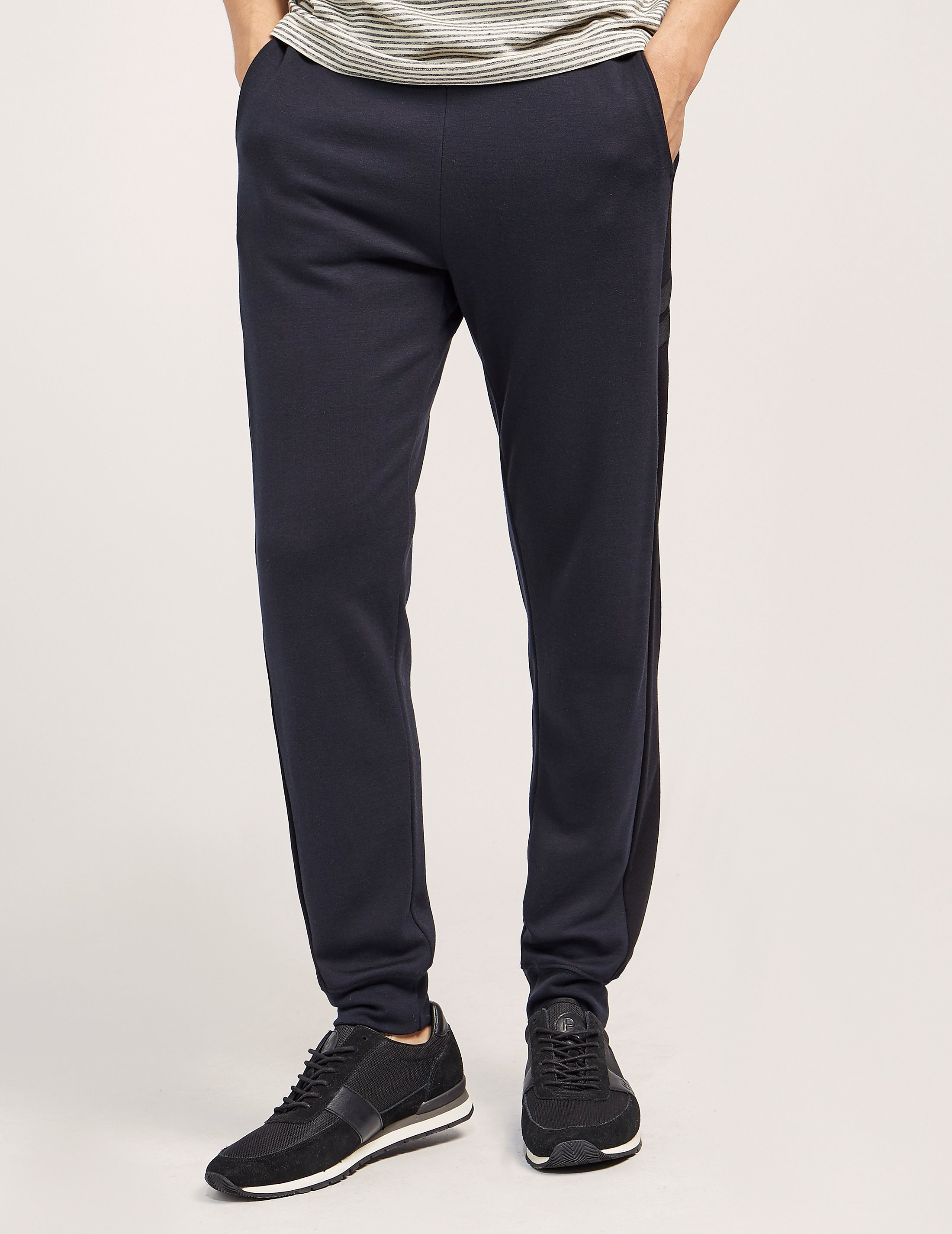 Paul Smith Contrast Cuffed Track Pants