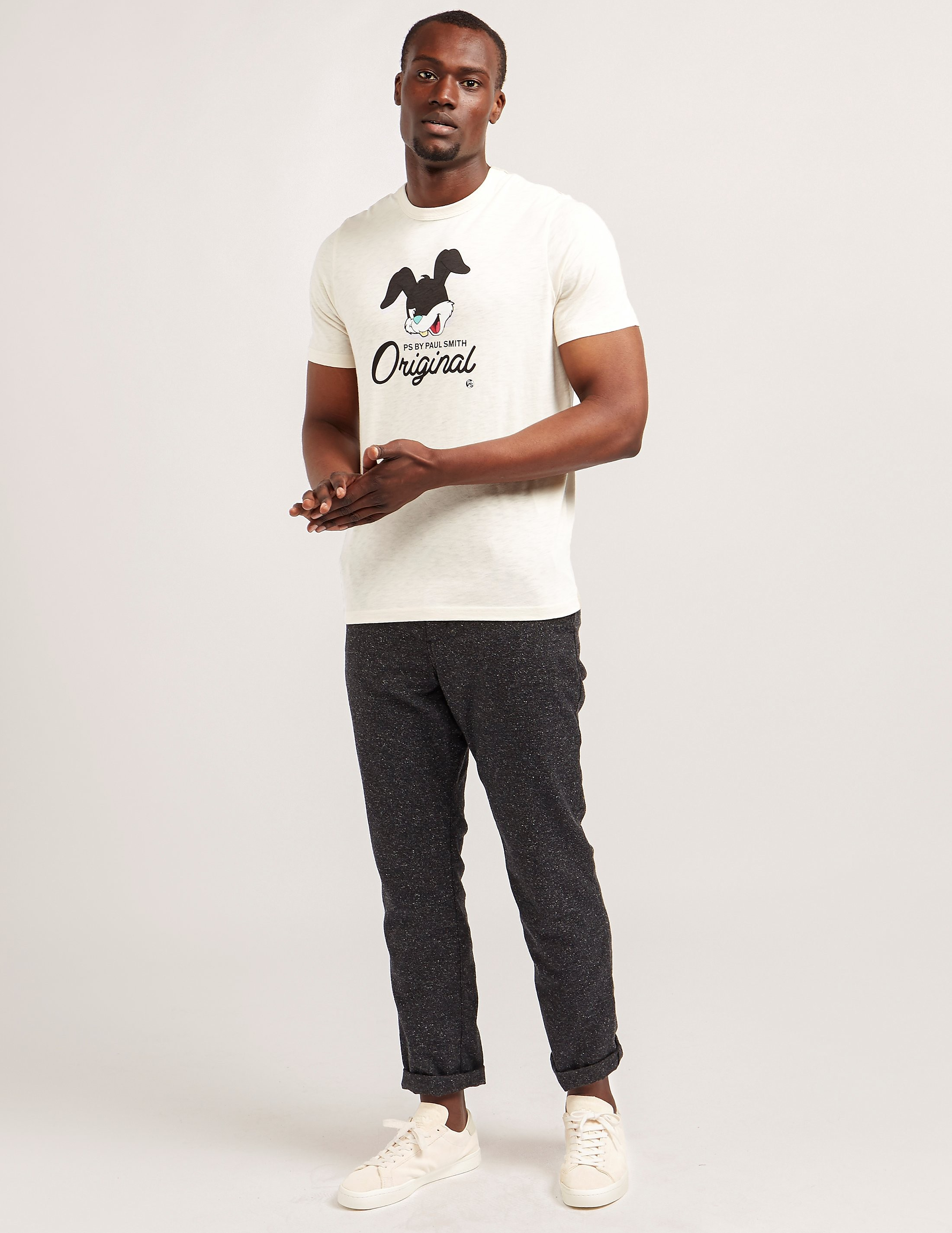 Paul Smith Original Rabbit Short Sleeve T-Shirt