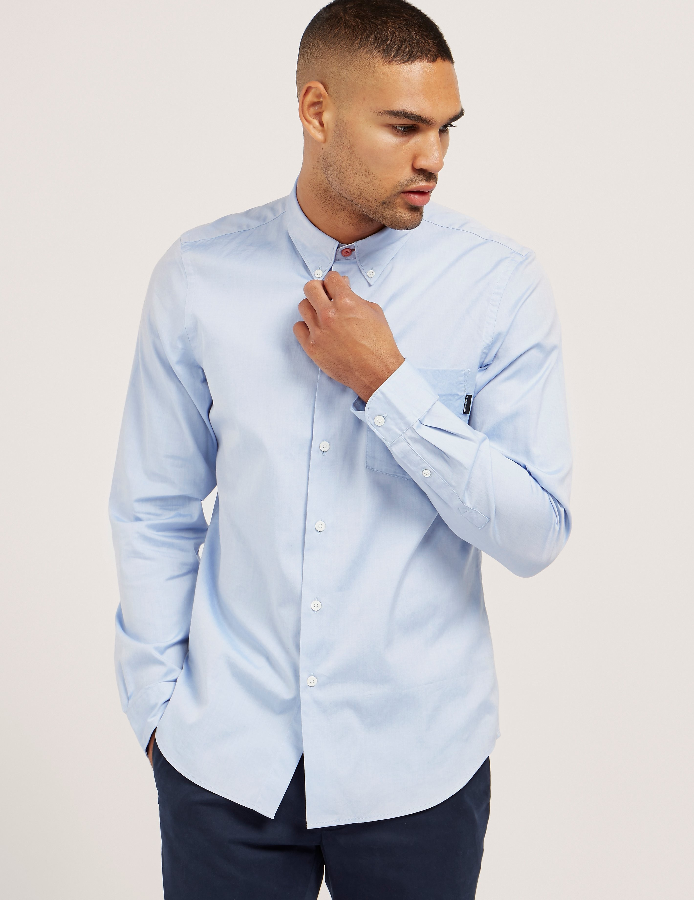 Paul Smith Oxford Long Sleeve Shirt
