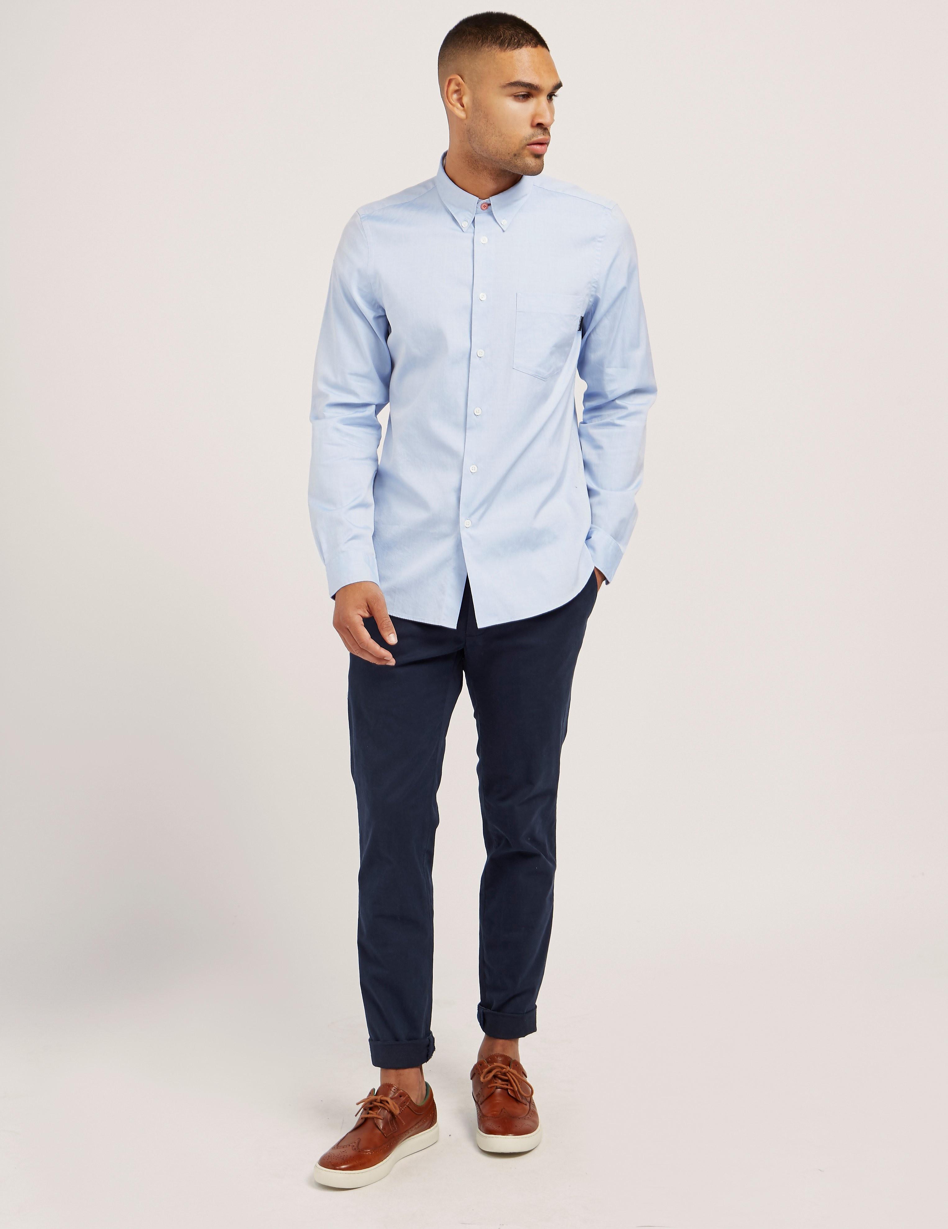 PS Paul Smith Oxford Long Sleeve Shirt