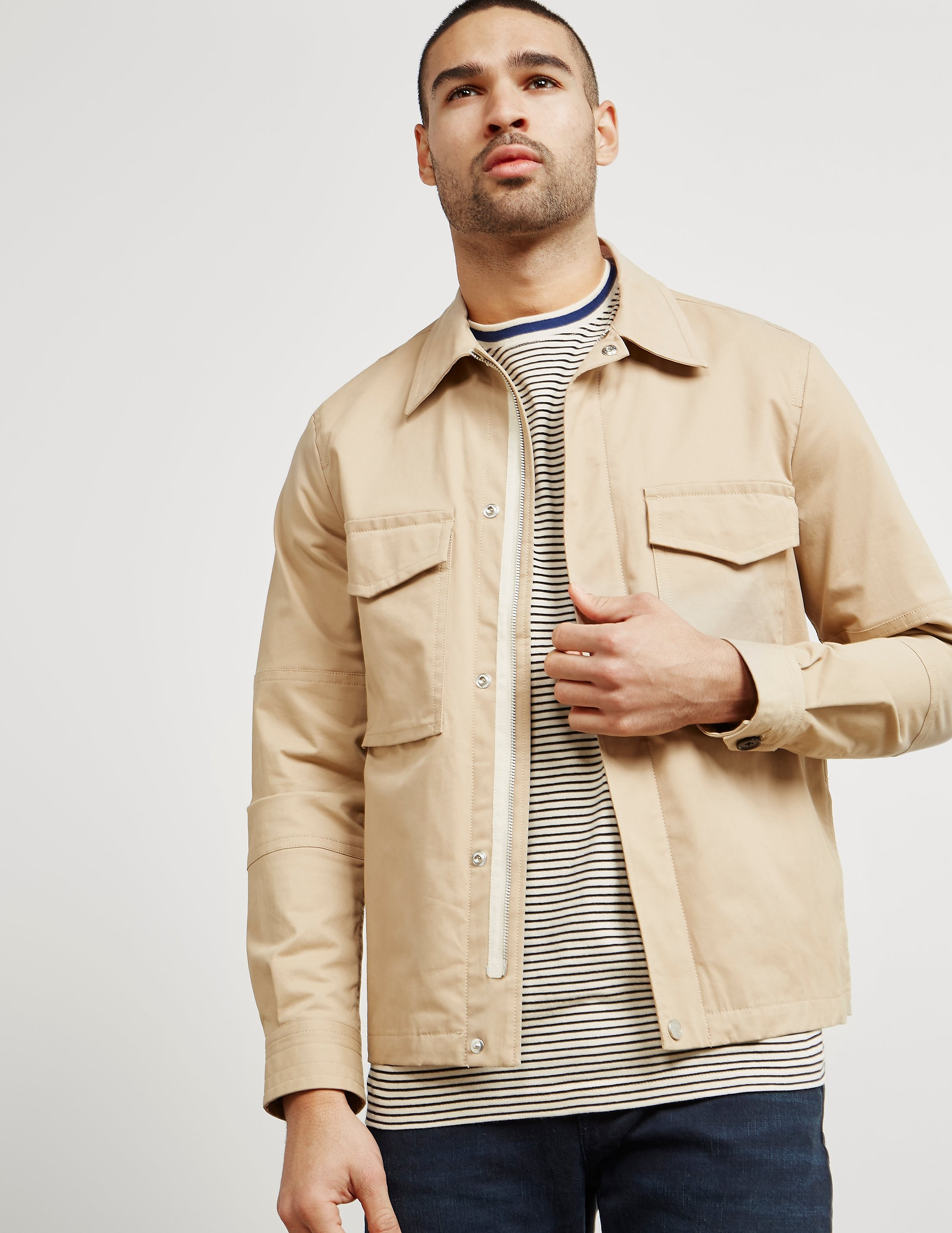 Paul Smith Military Shirt Jacket