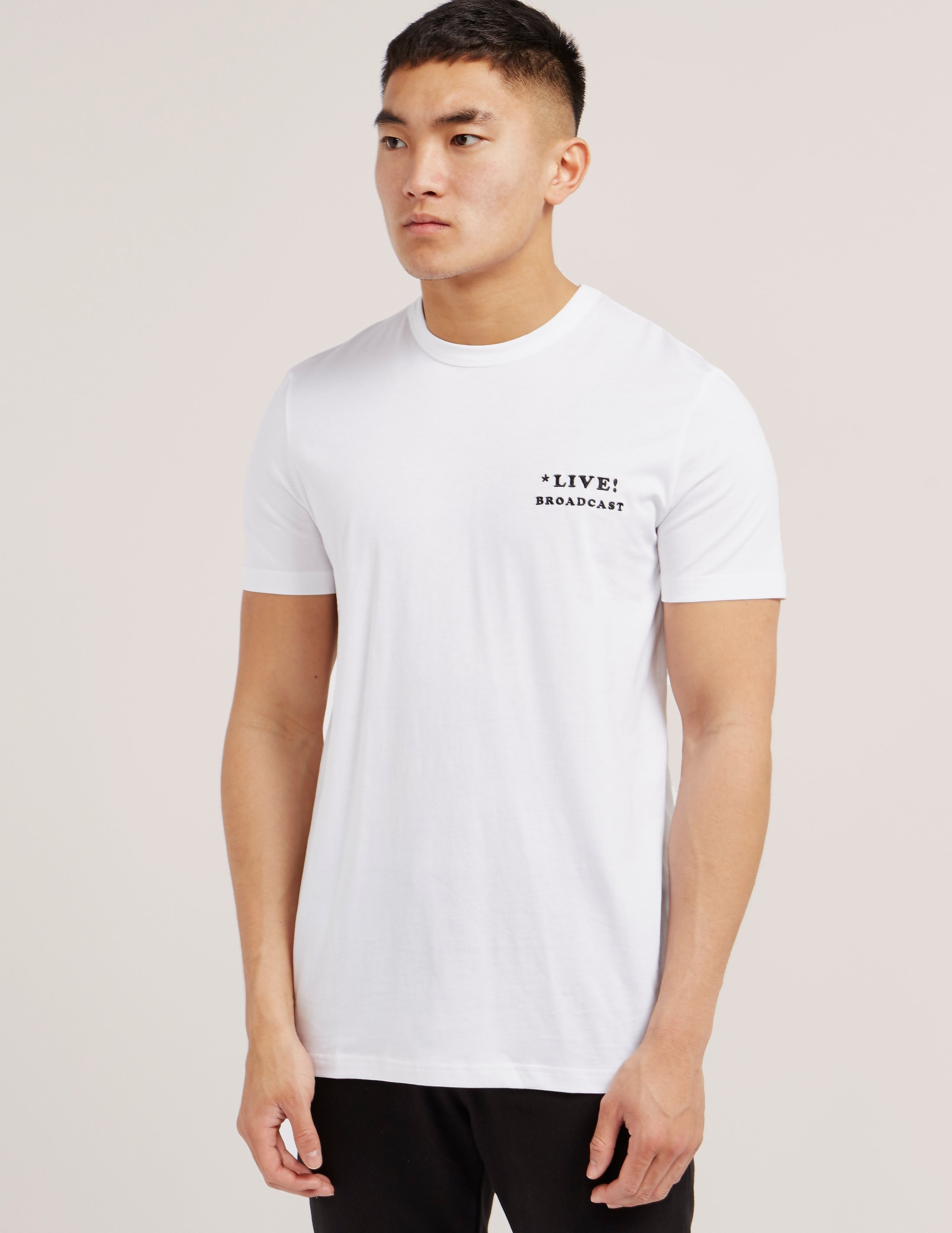 Blood Brother Canary Wharf Short Sleeve T-Shirt