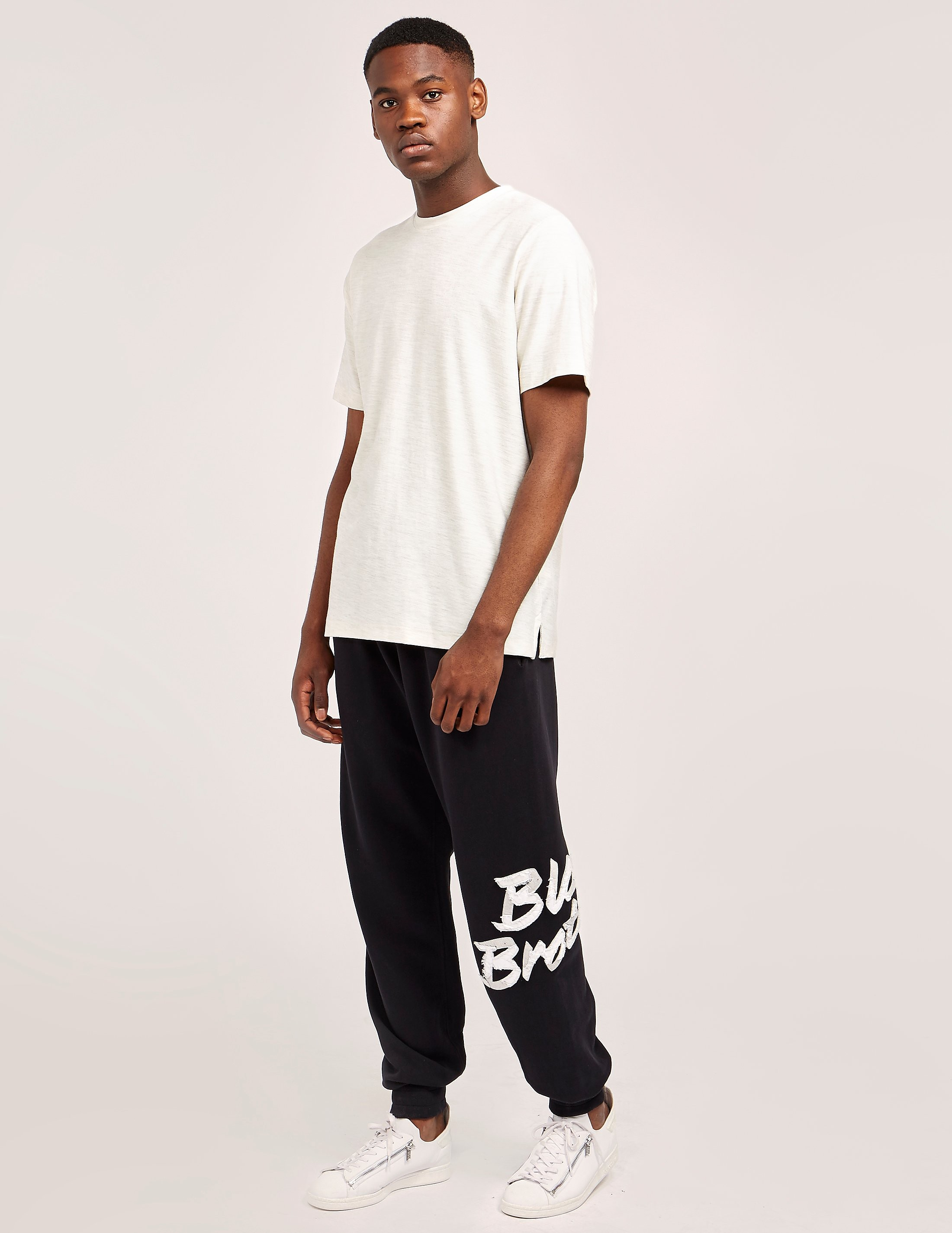 Blood Brother Felt Logo Track Pants