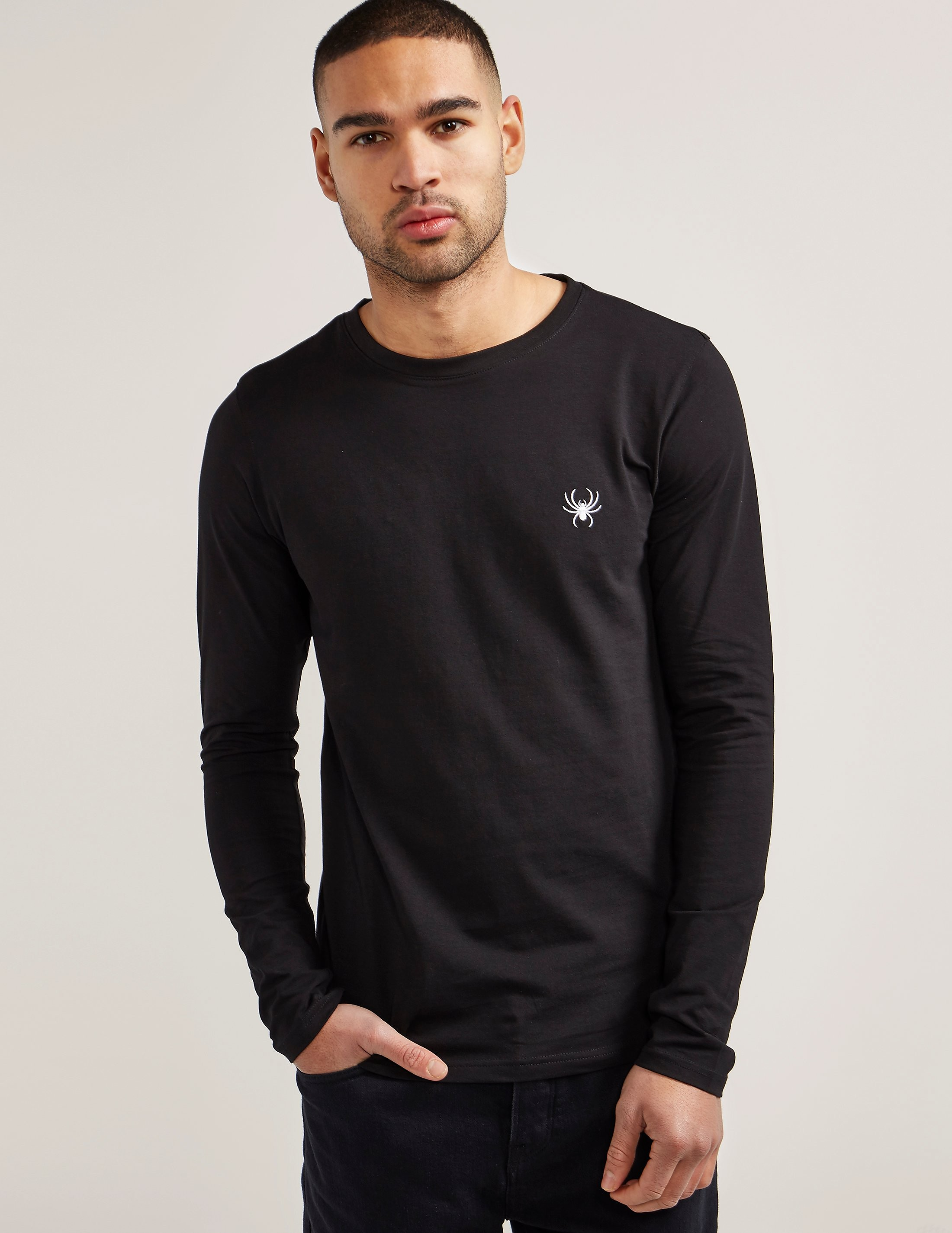 Intense Clothing Rebal Long Sleeve T-Shirt