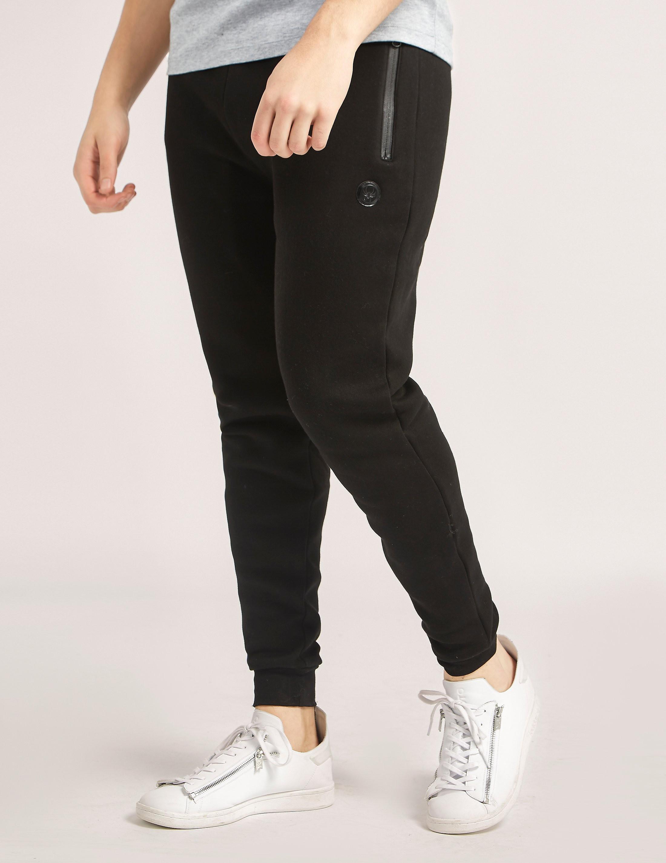 Intense Clothing Widow Pin Track Pants