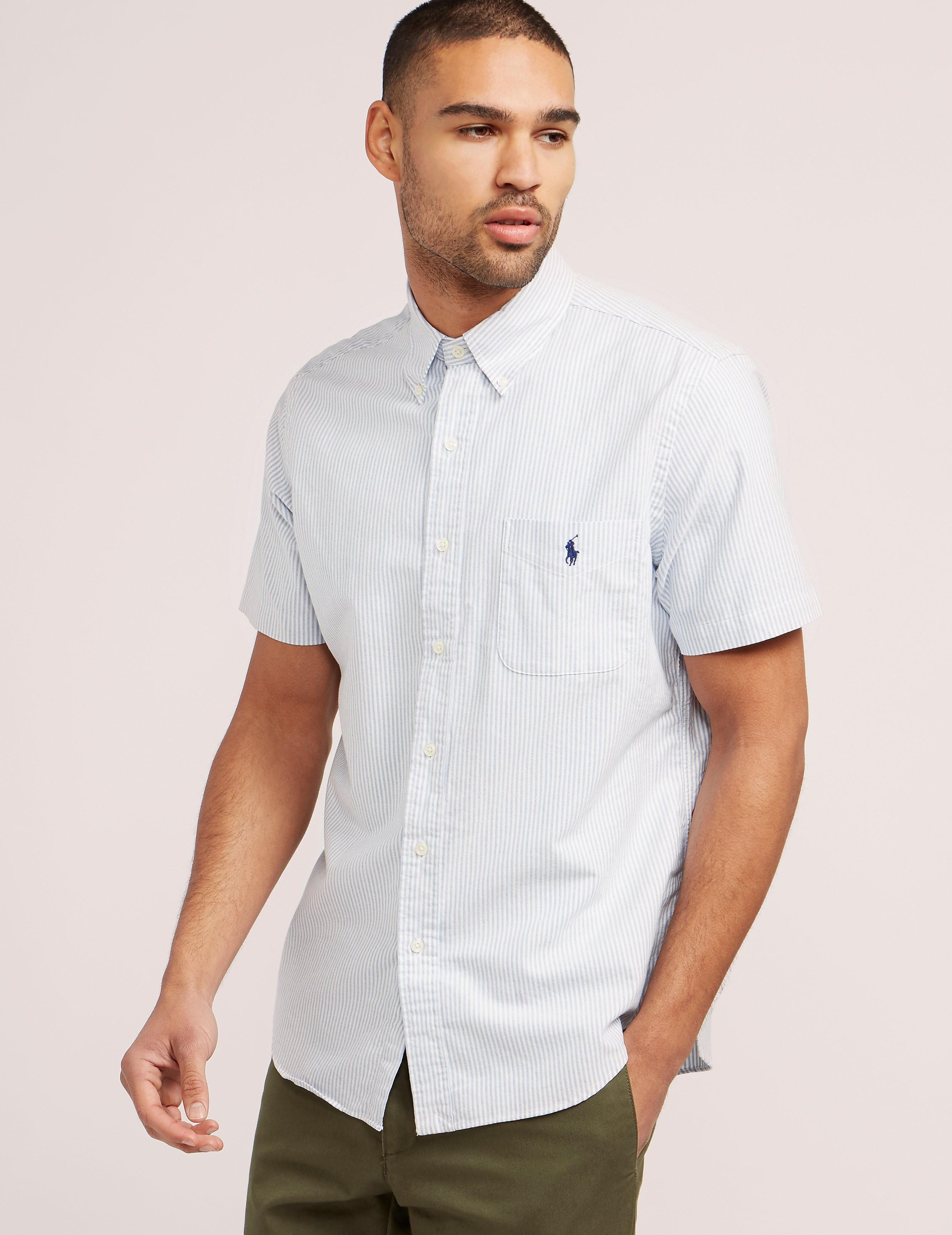 Polo Ralph Lauren Stripe Short Sleeve Shirt