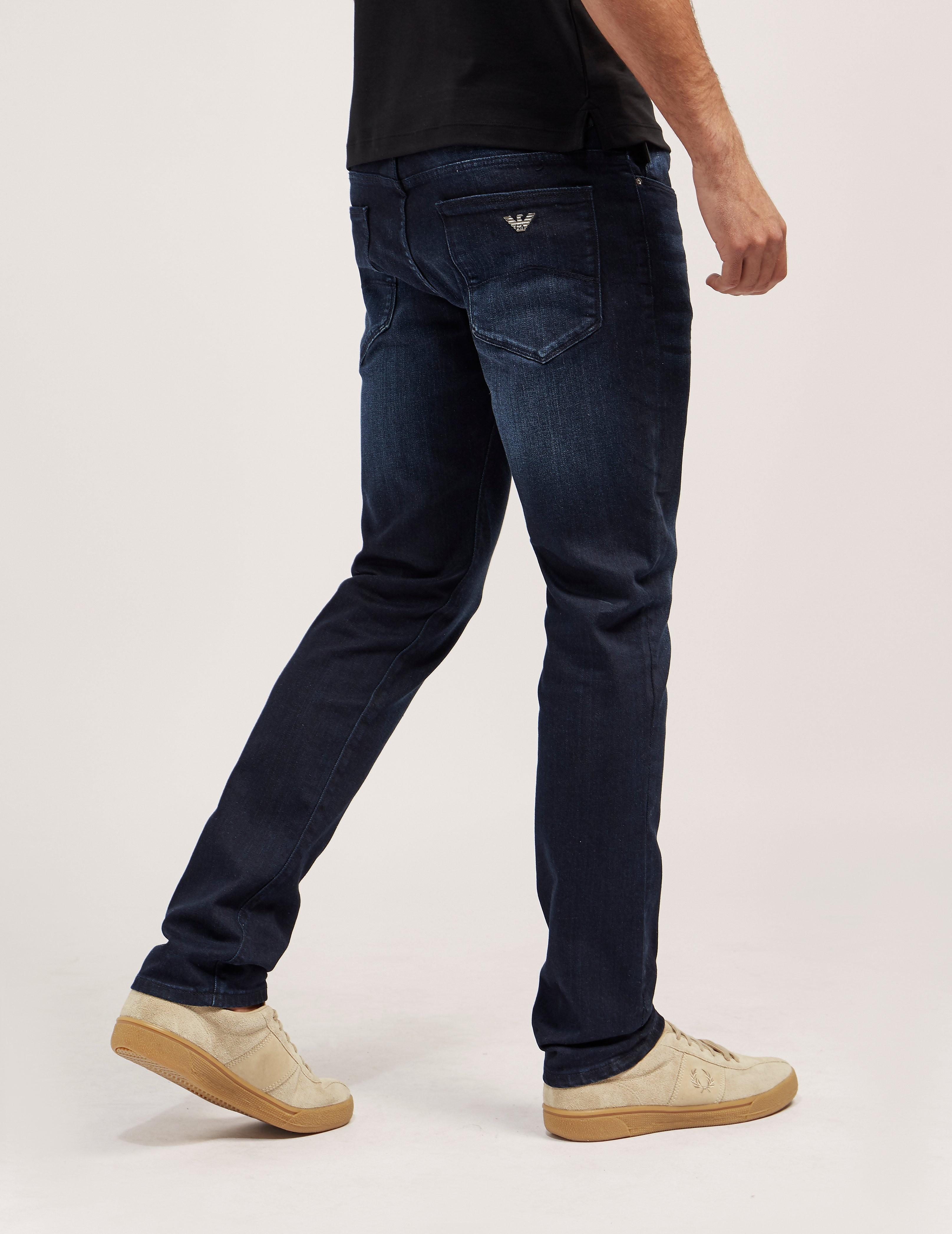 Armani Jeans J06 Dark Wash Jeans