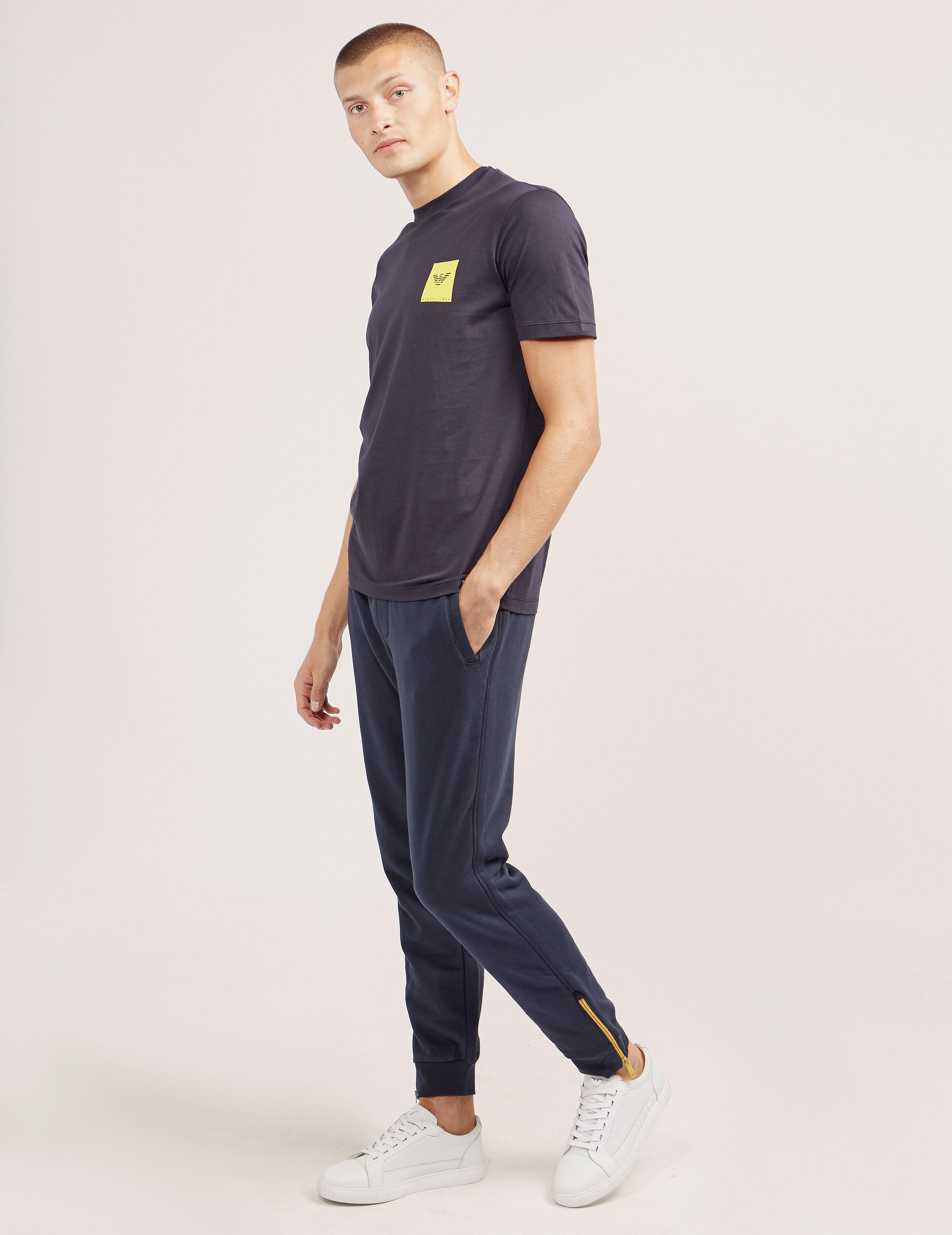 Armani Jeans Eagle Track Pants