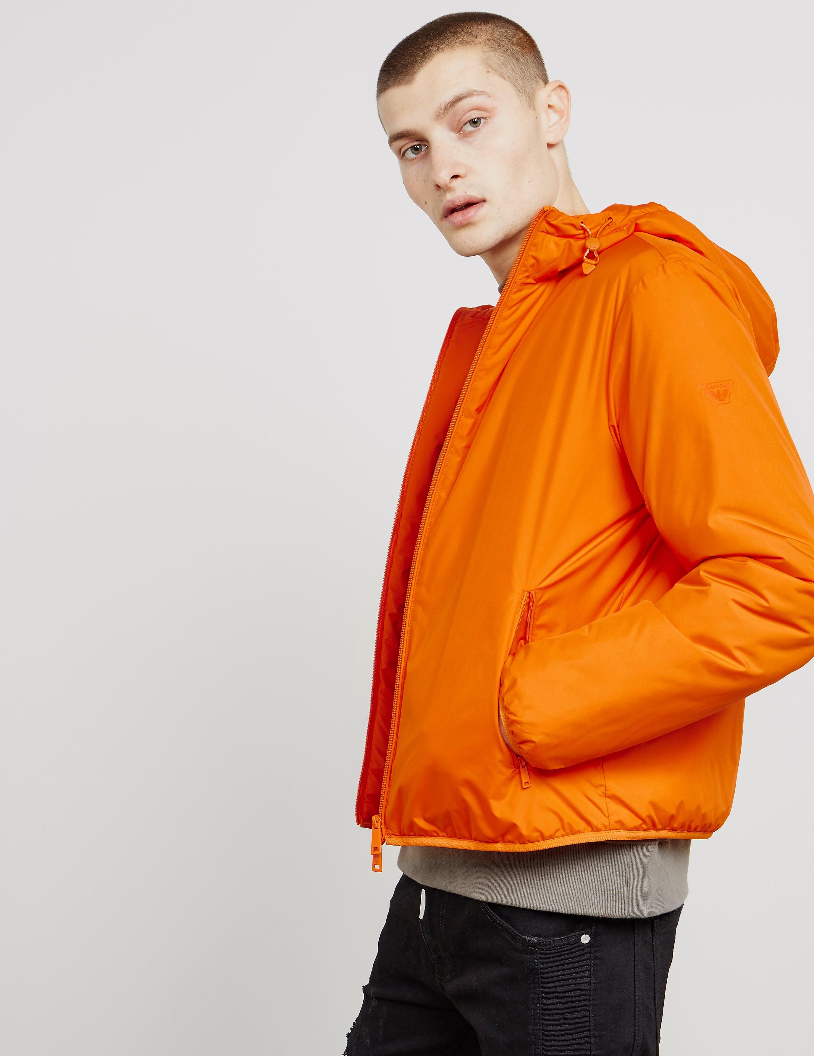 Armani Jeans Blouson Padded Jacket
