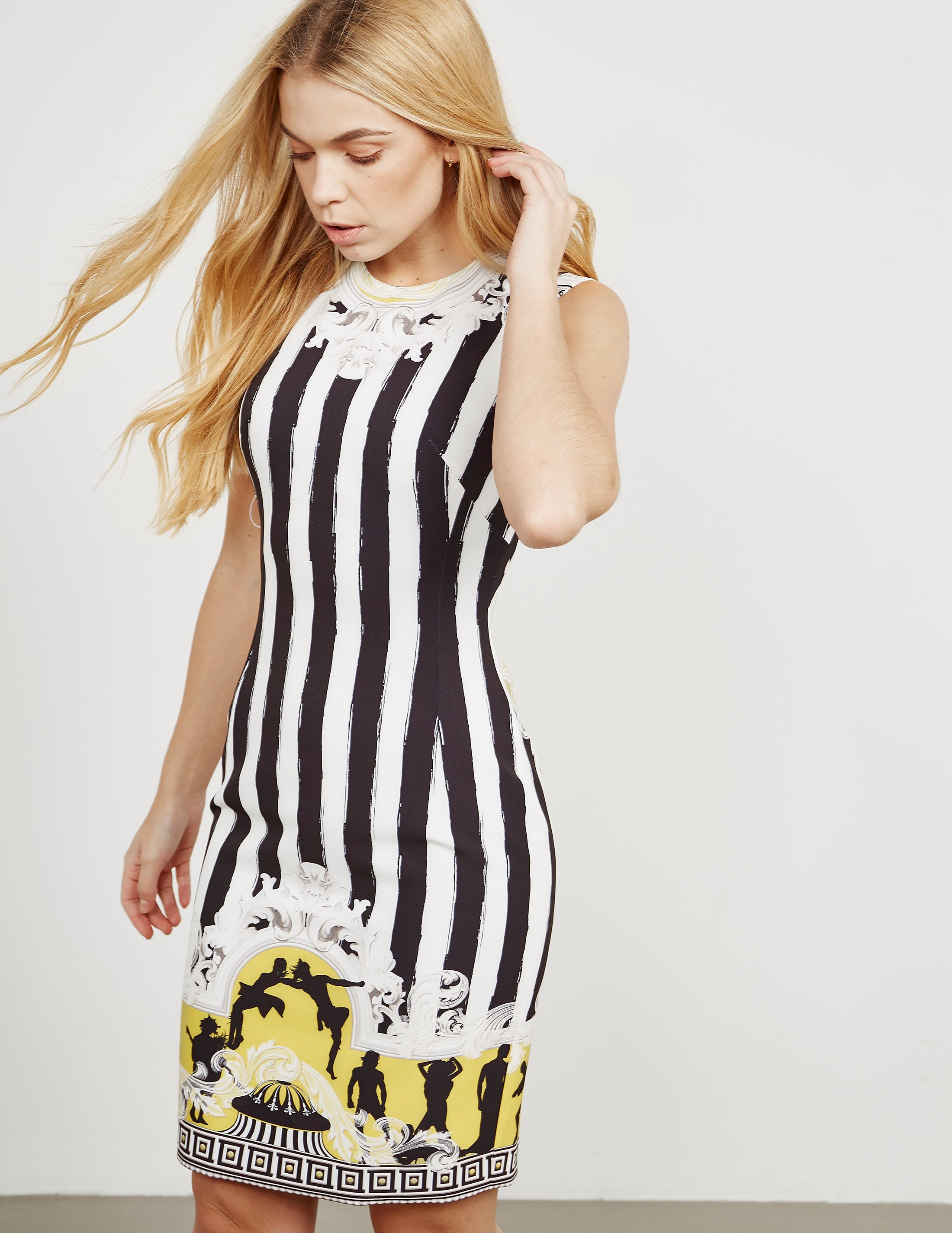 Versace Shift Dress