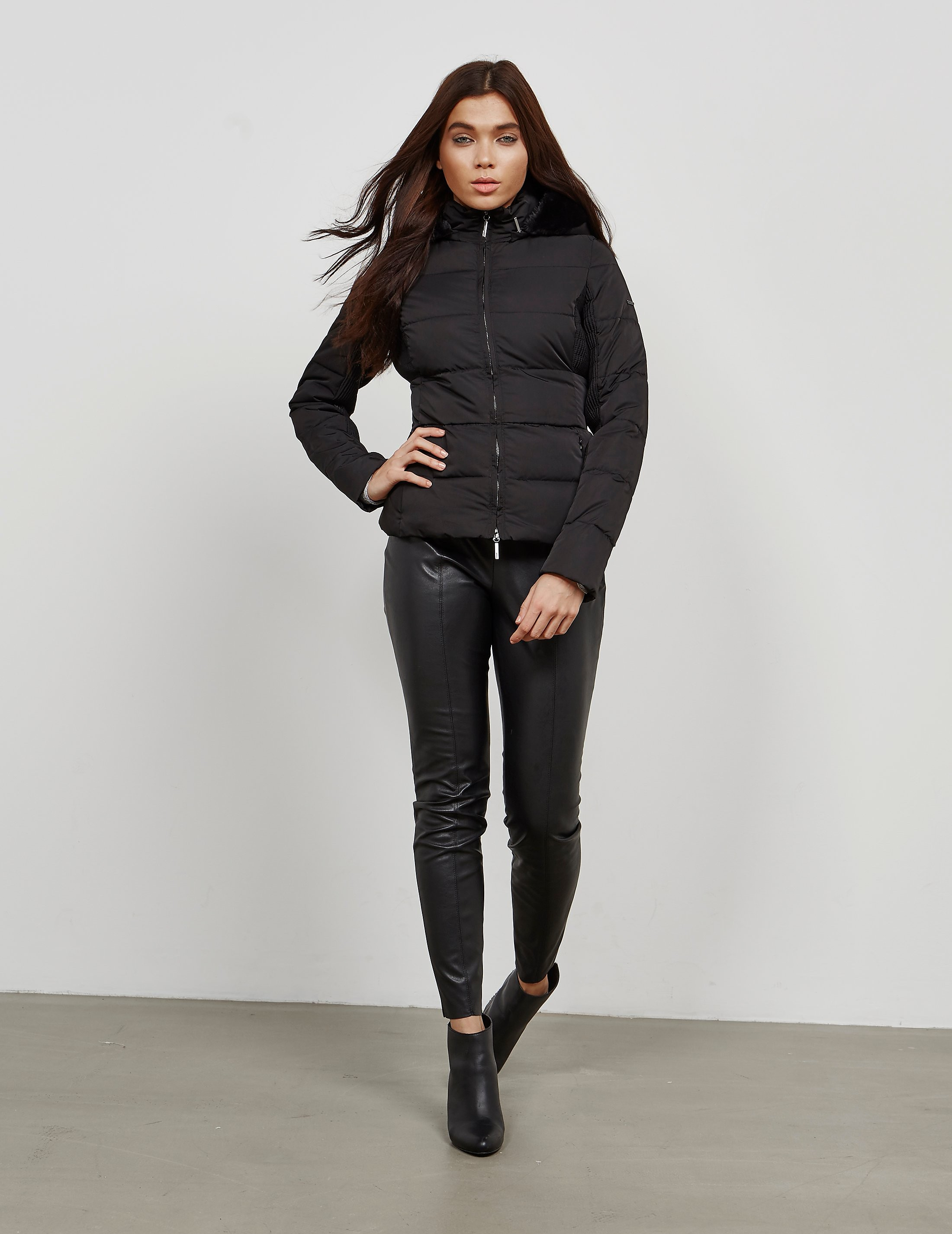 Armani Jeans Short Padded Jacket