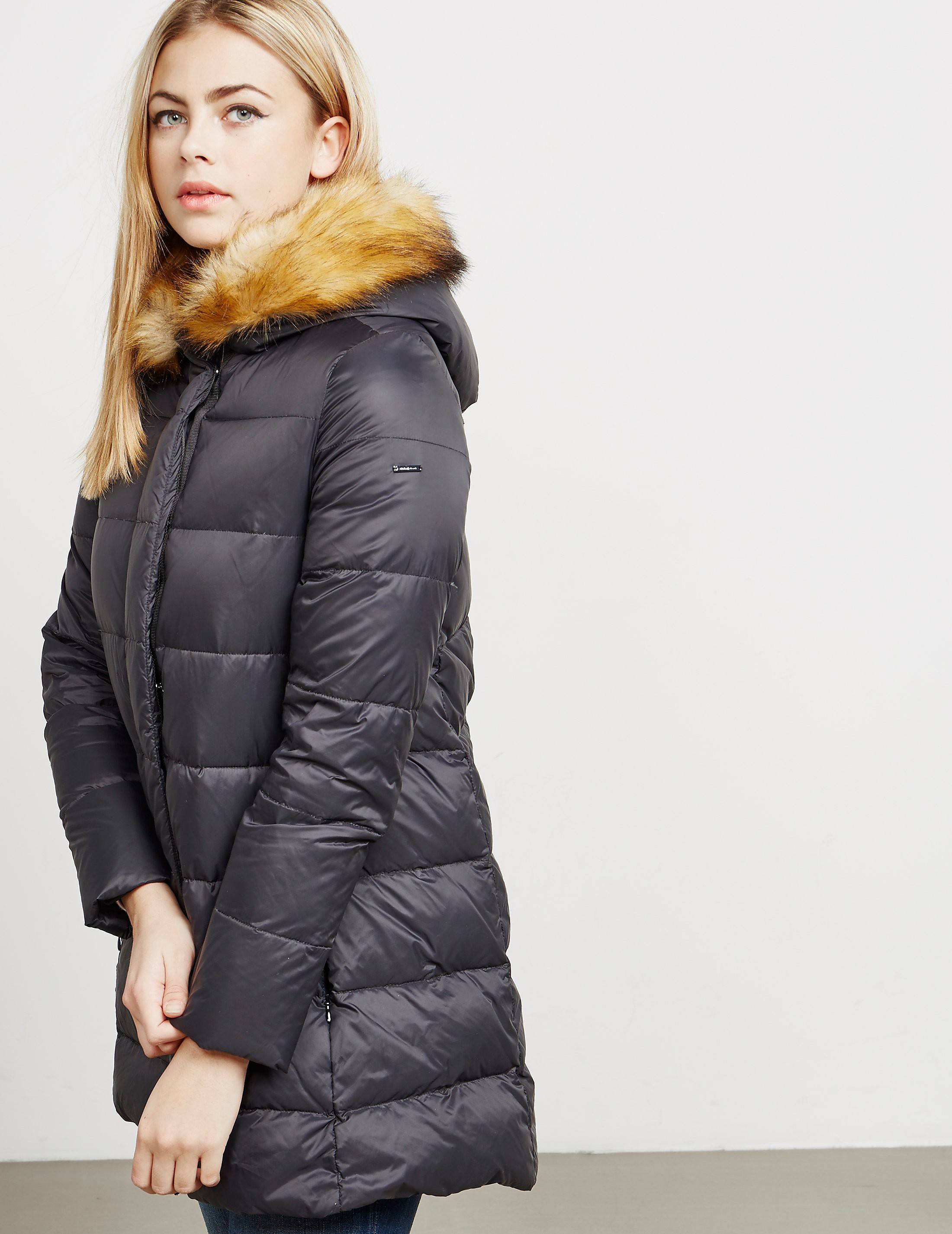 Armani Jeans Down Quilted Padded Jacket