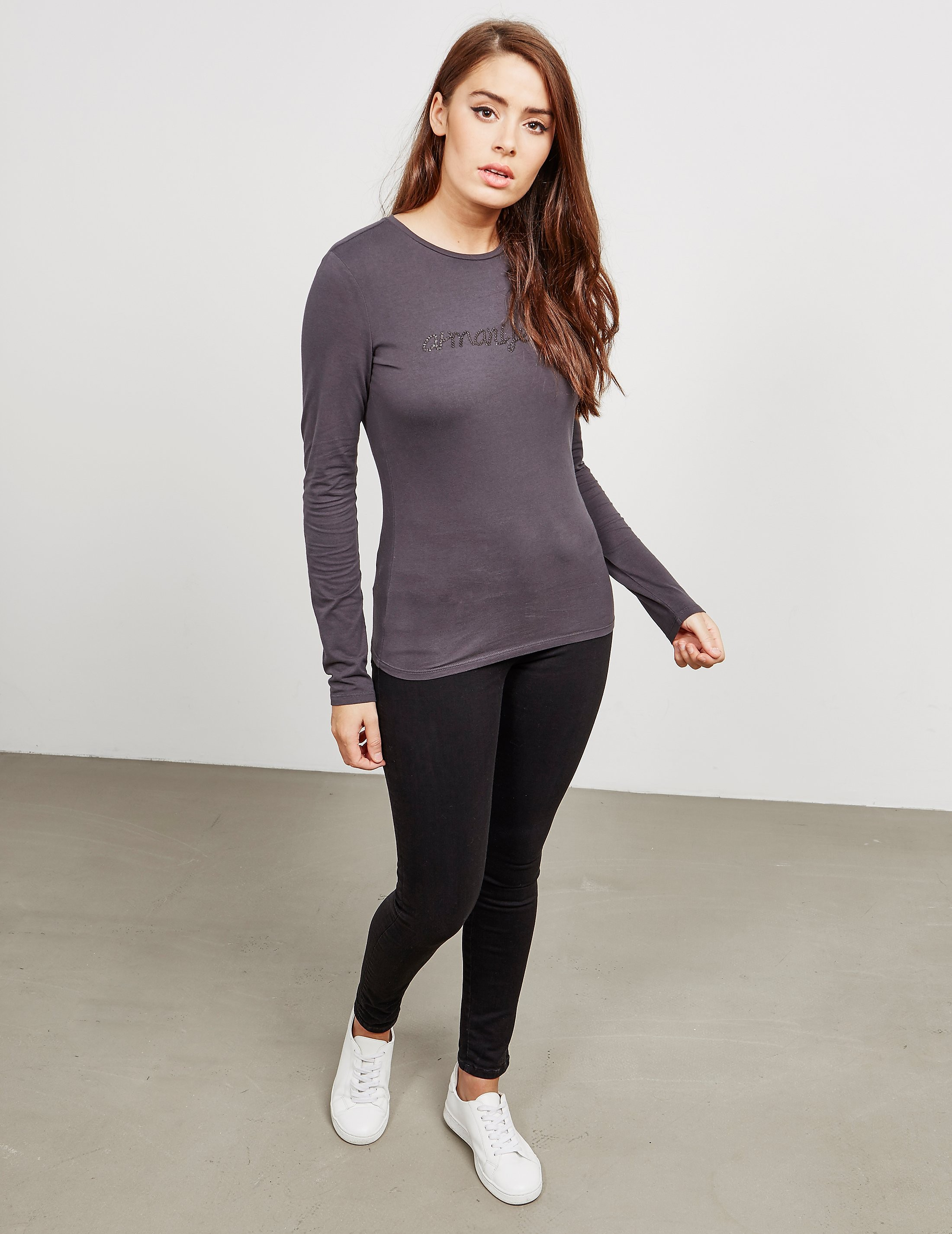 Armani Jeans Long Sleeve T-Shirt - Online Exclusive
