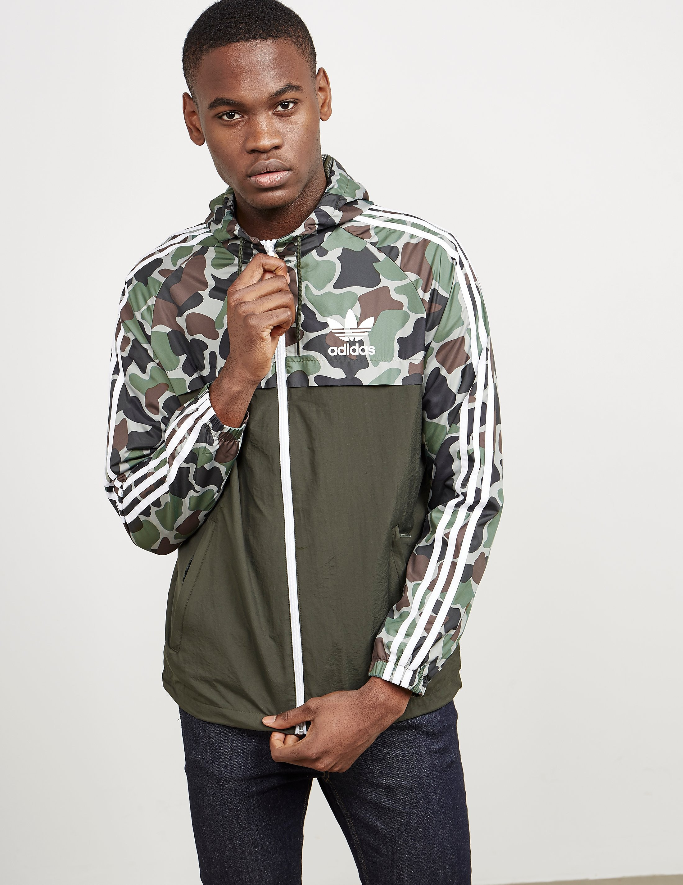 adidas Originals Windbreaker Lightweight Jacket