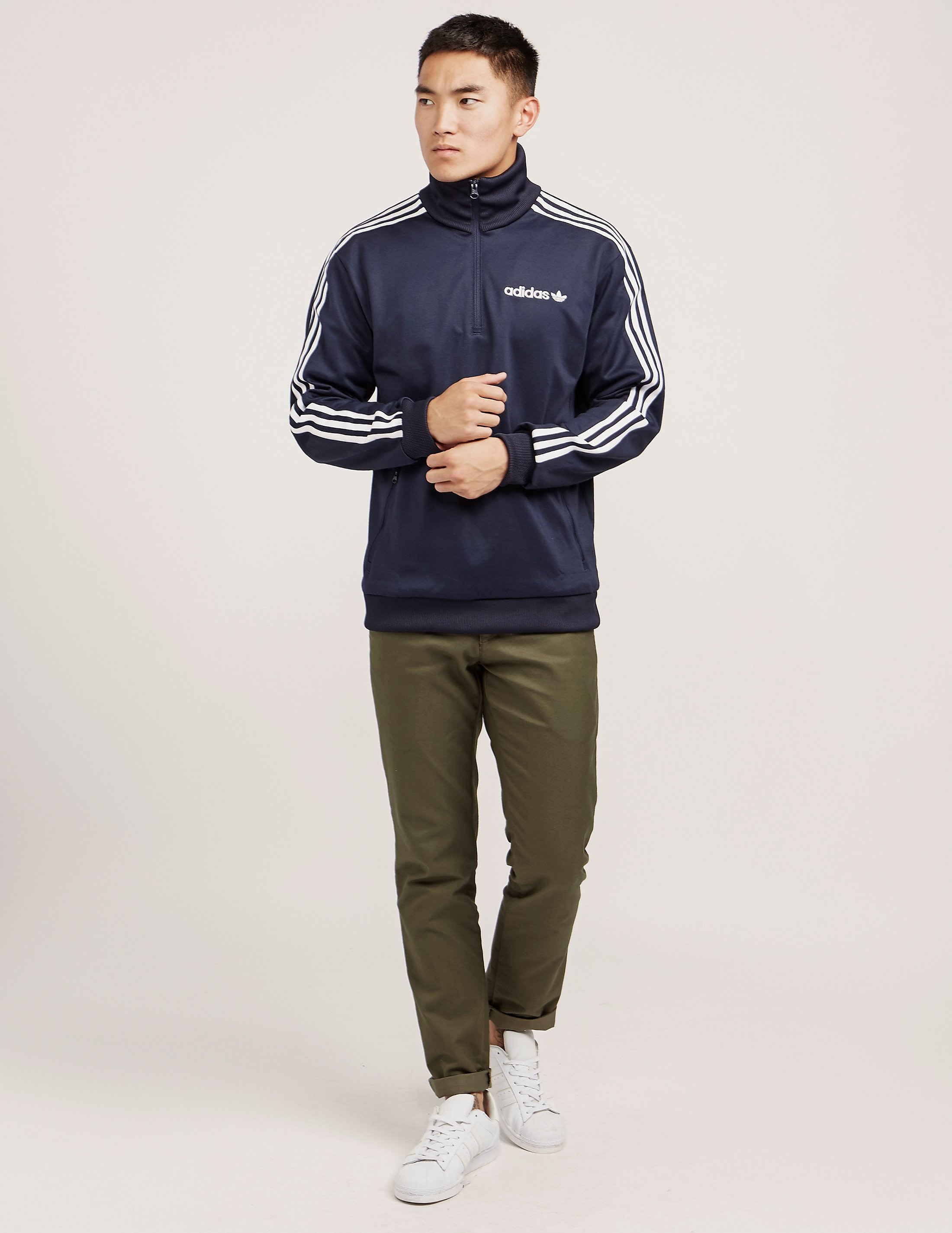adidas Originals Minoh Half Zip Sweatshirt