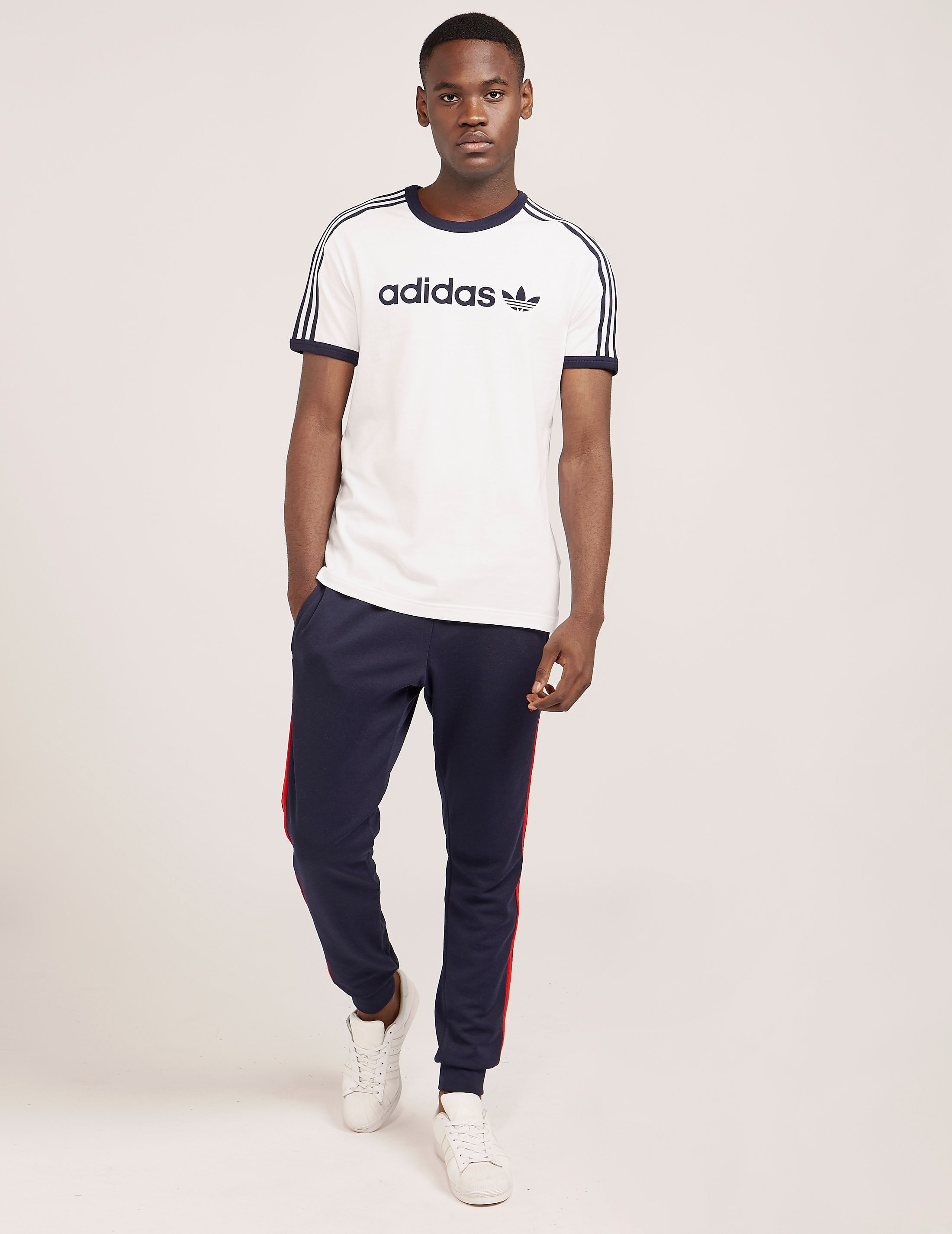 adidas Originals Linear Short Sleeve T-Shirt