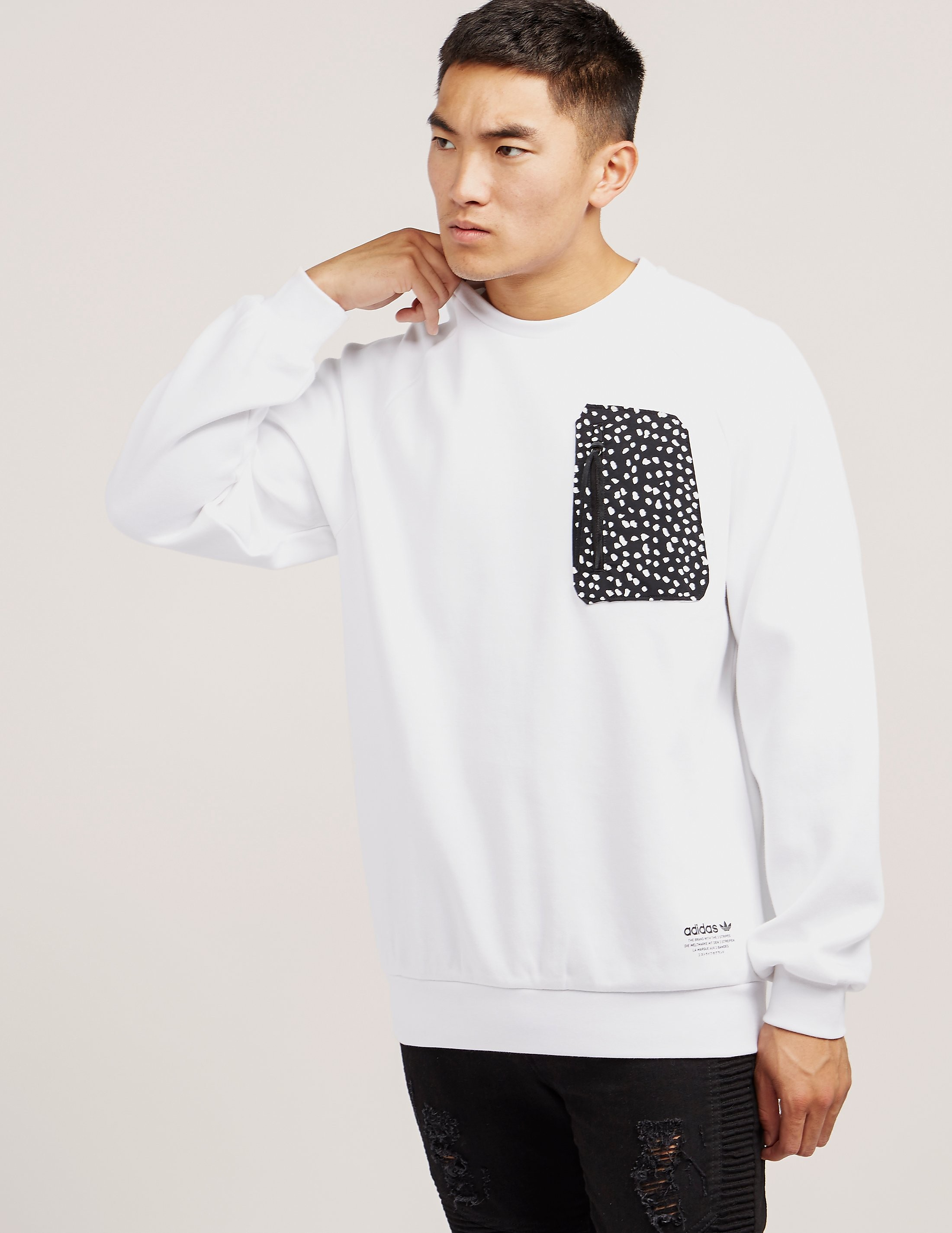 adidas Originals NMD Pocket Sweatshirt