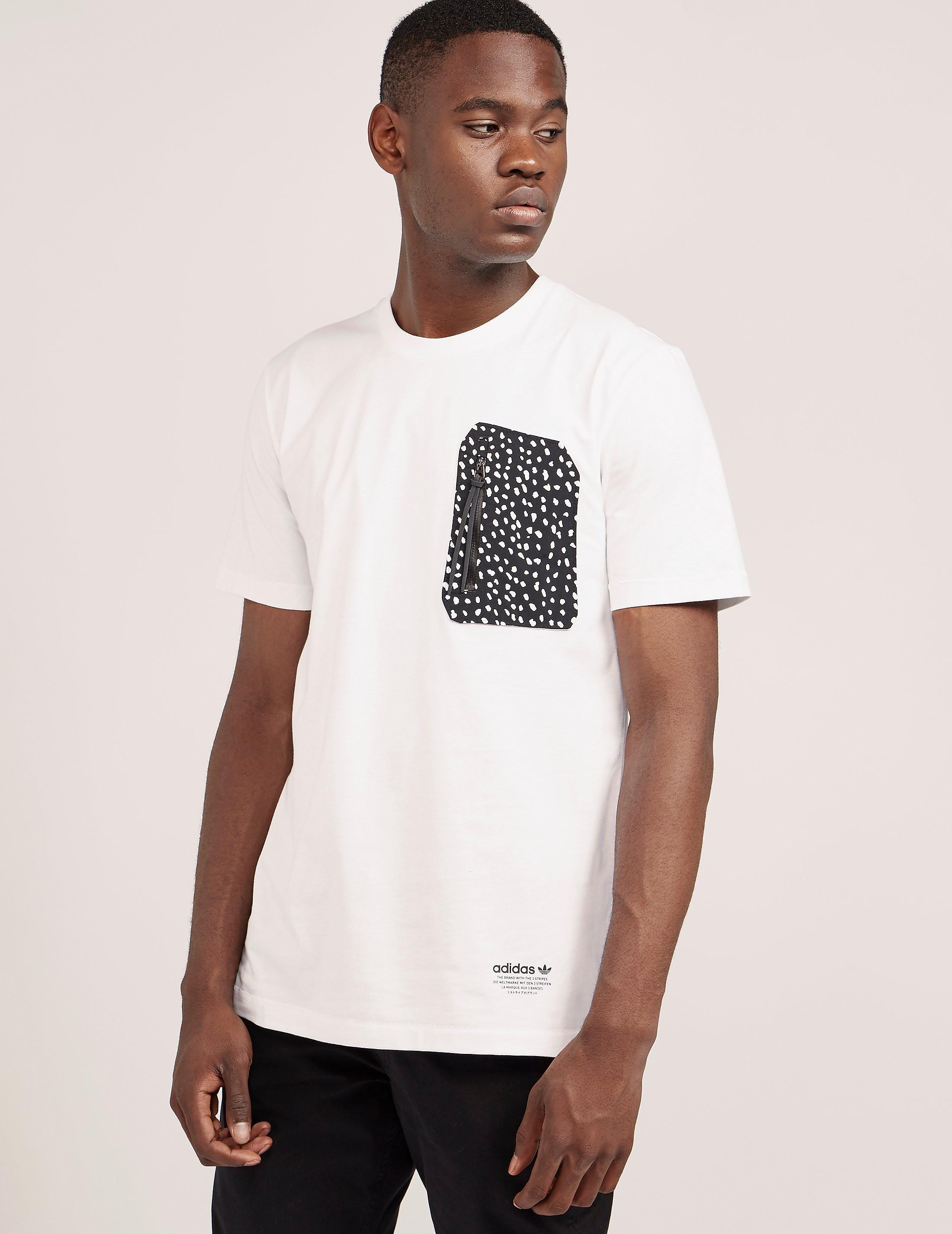 adidas Originals NMD Pocket Short Sleeve T-Shirt