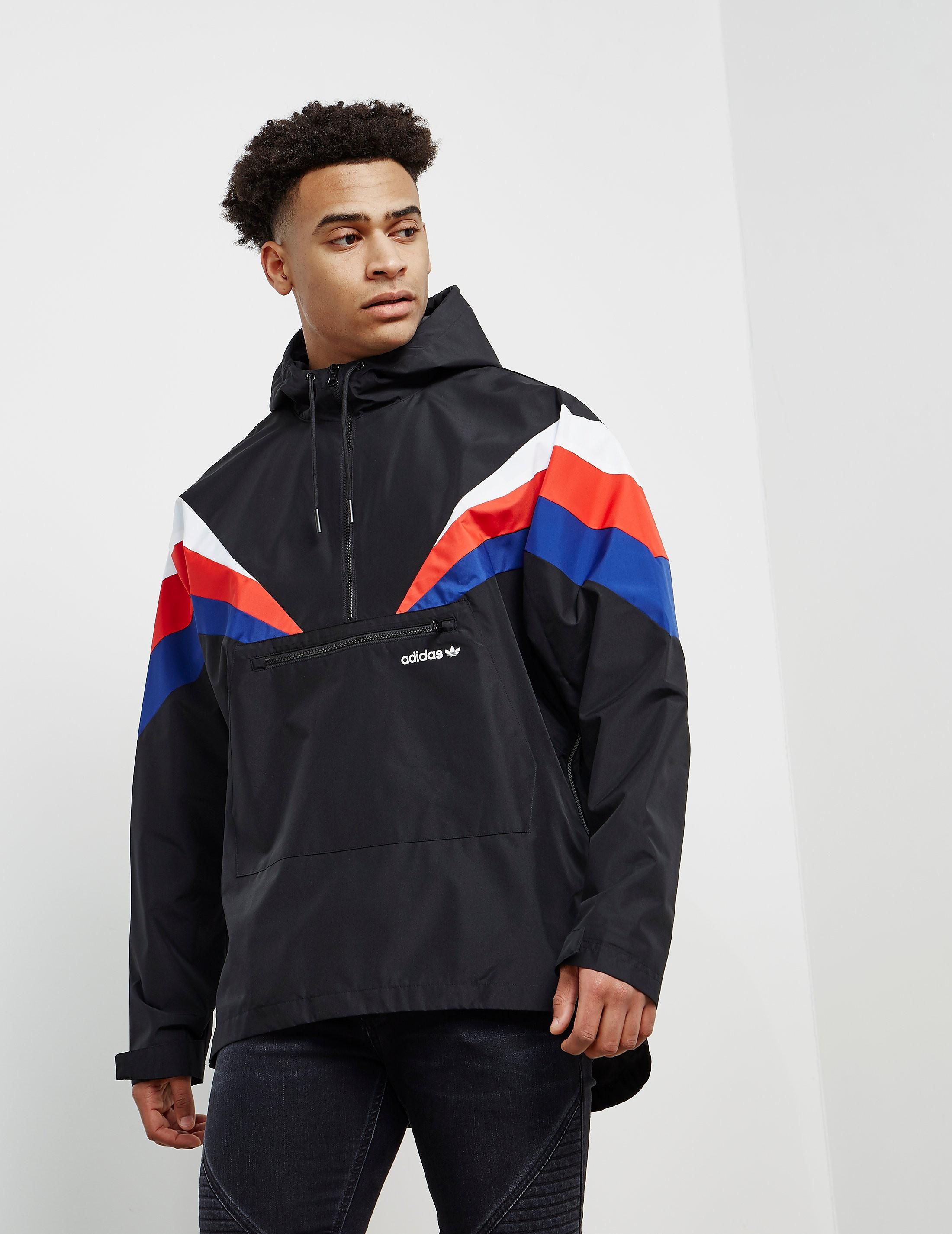 adidas Originals 90's Overhead Lightweight Windbreaker Jacket