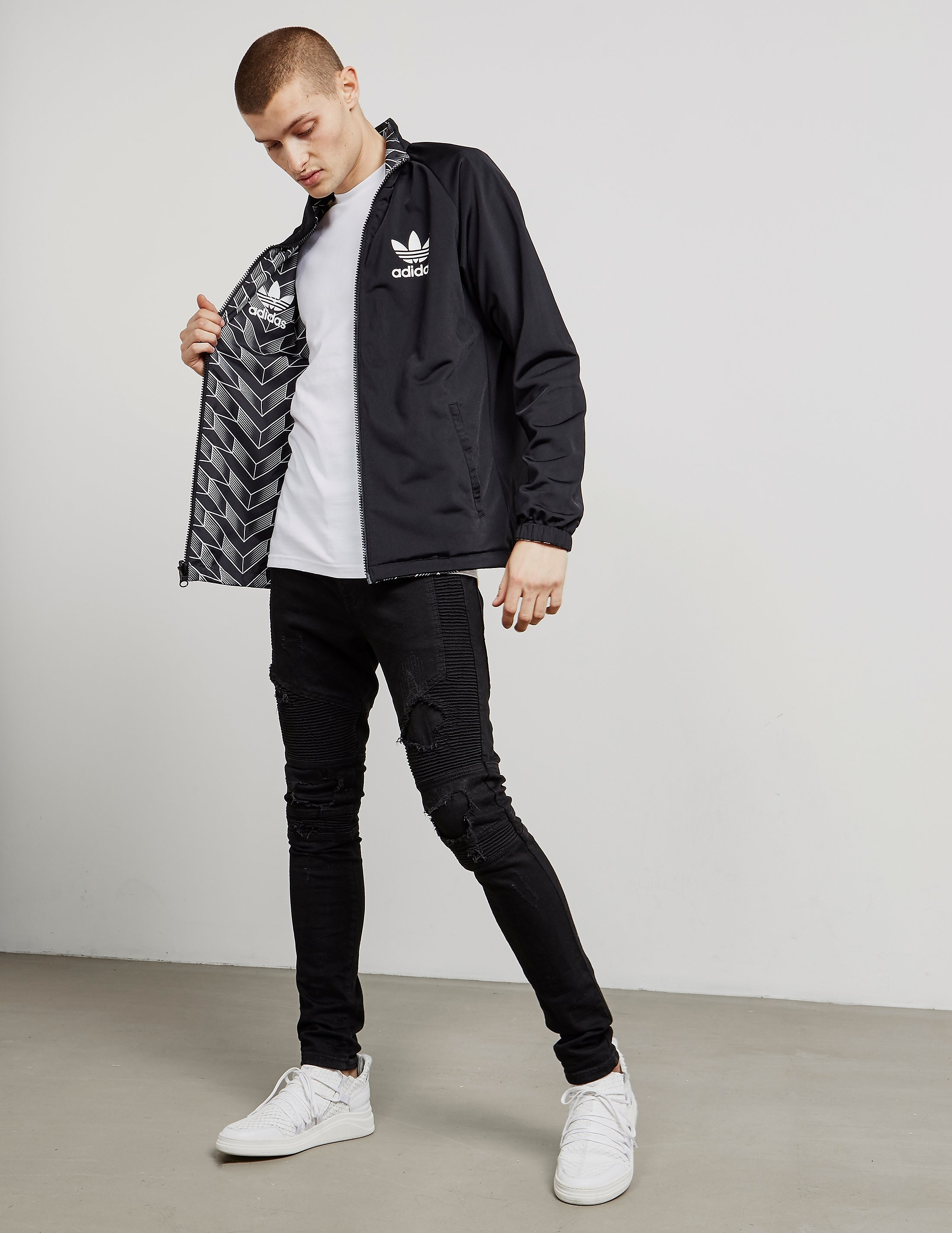 adidas Originals Soccer Reversible Jacket