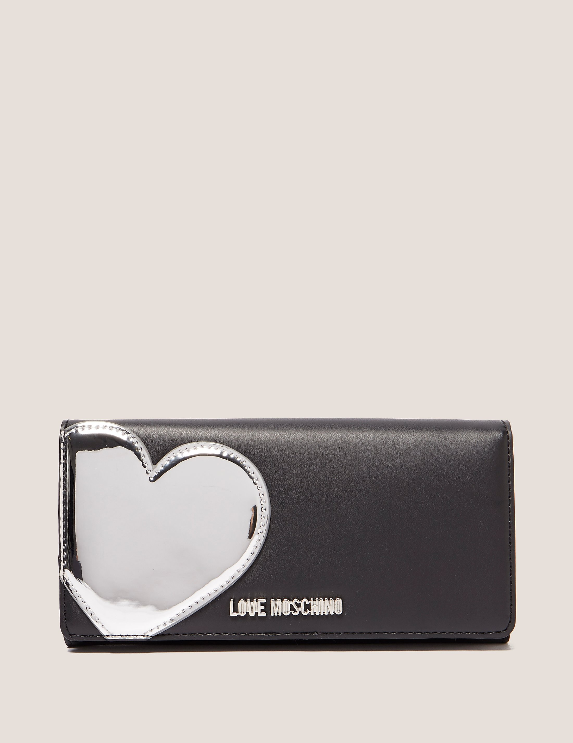 Love Moschino Heart Wallet