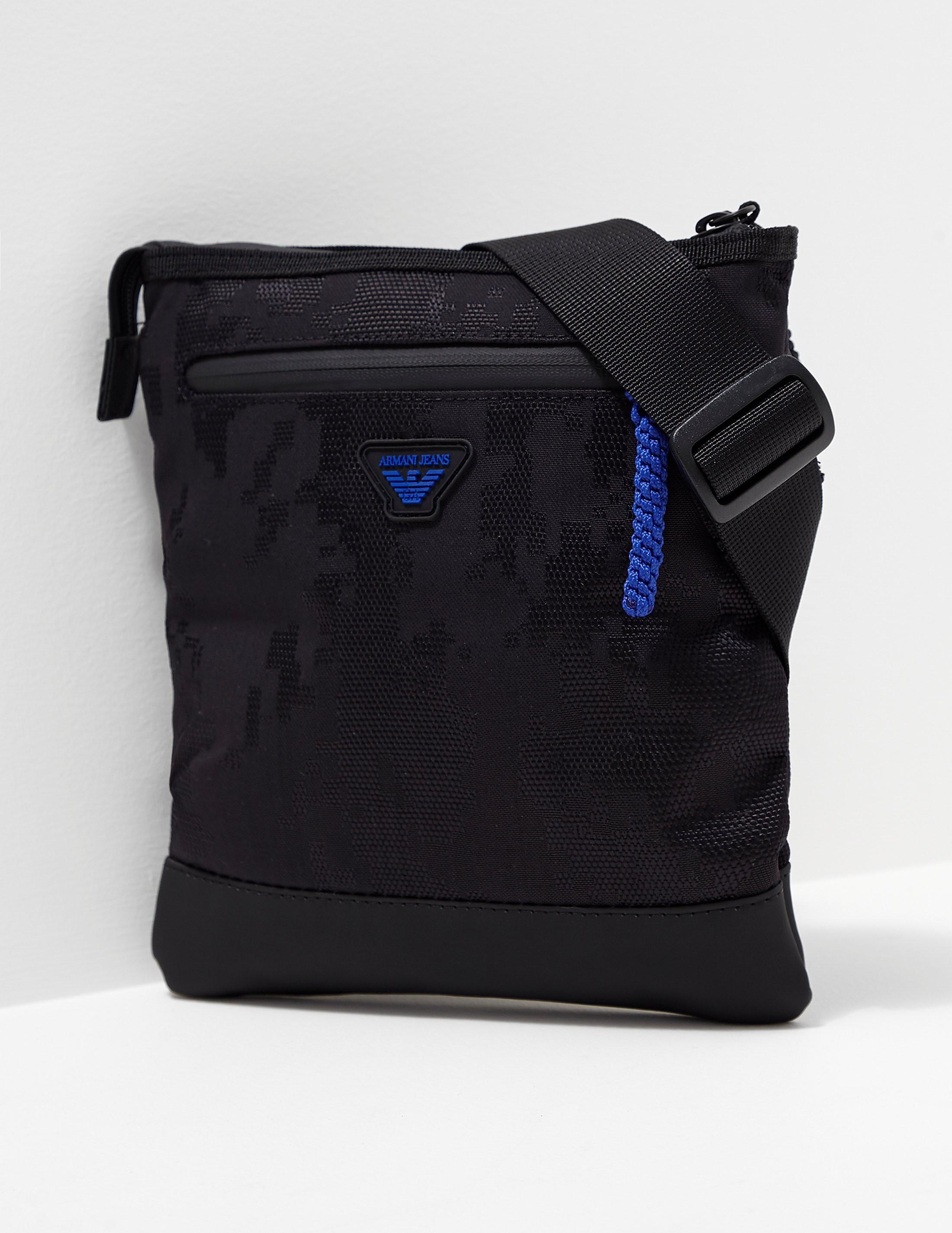 Armani Jeans Small Eagle Bag