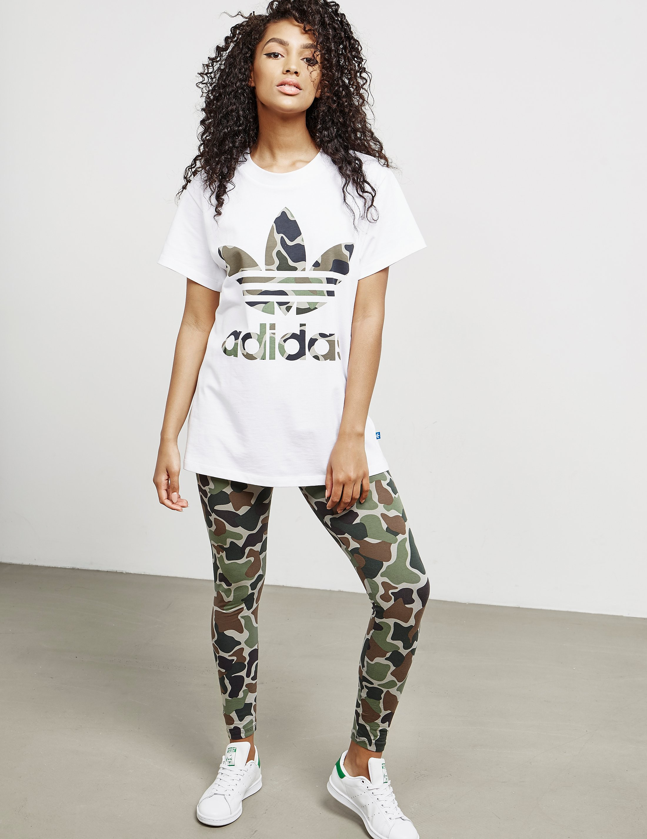 adidas Originals Big Trefoil Short Sleeve T-Shirt