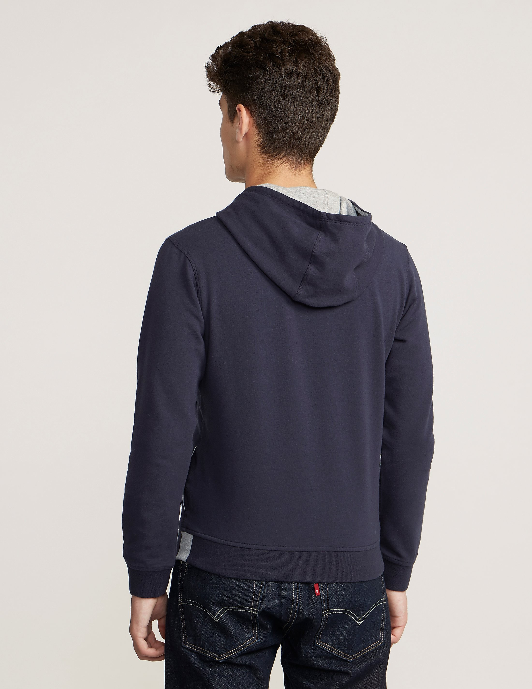 Armani Jeans Eagle Full Zip Hoody
