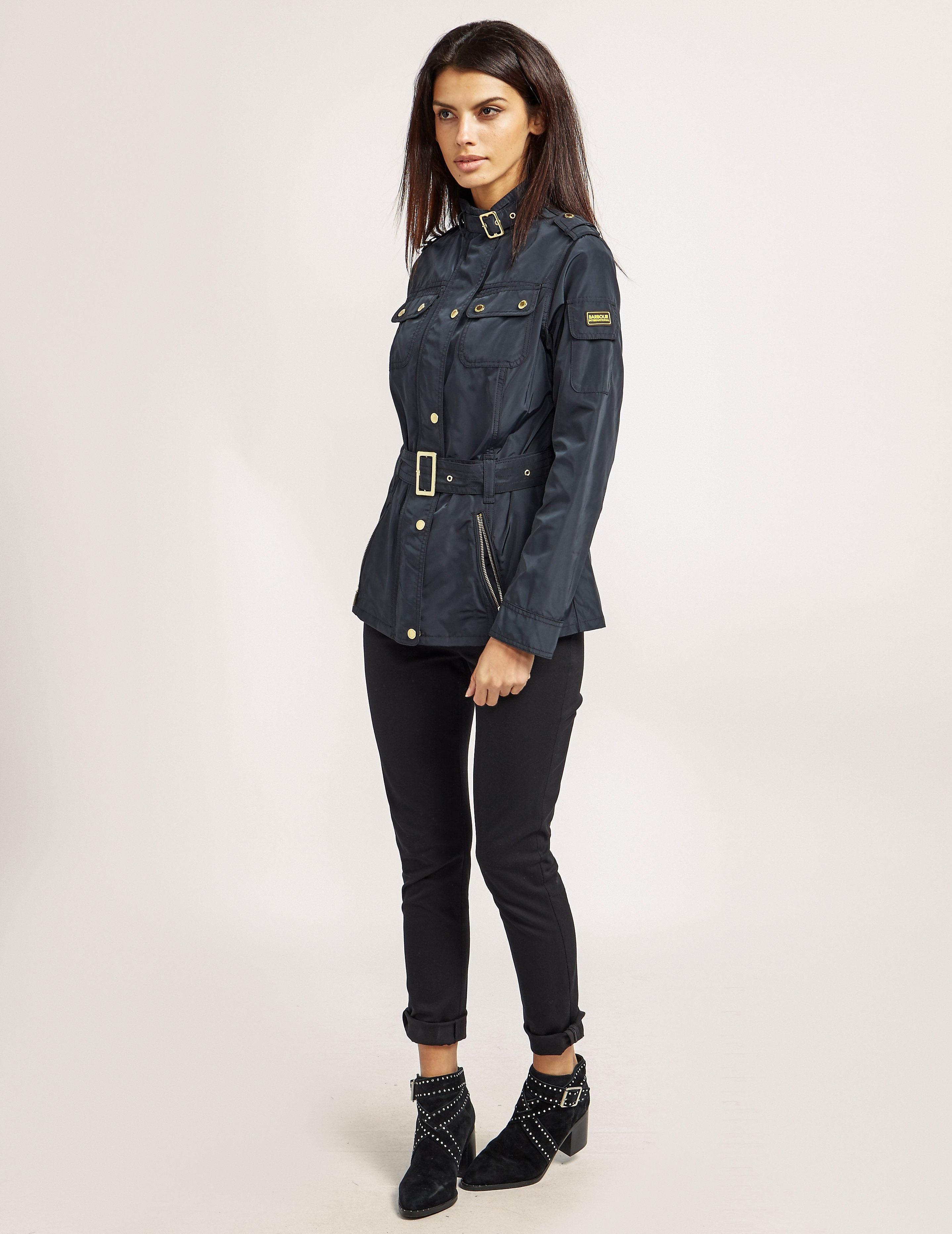 Barbour International Swingarm Jacket