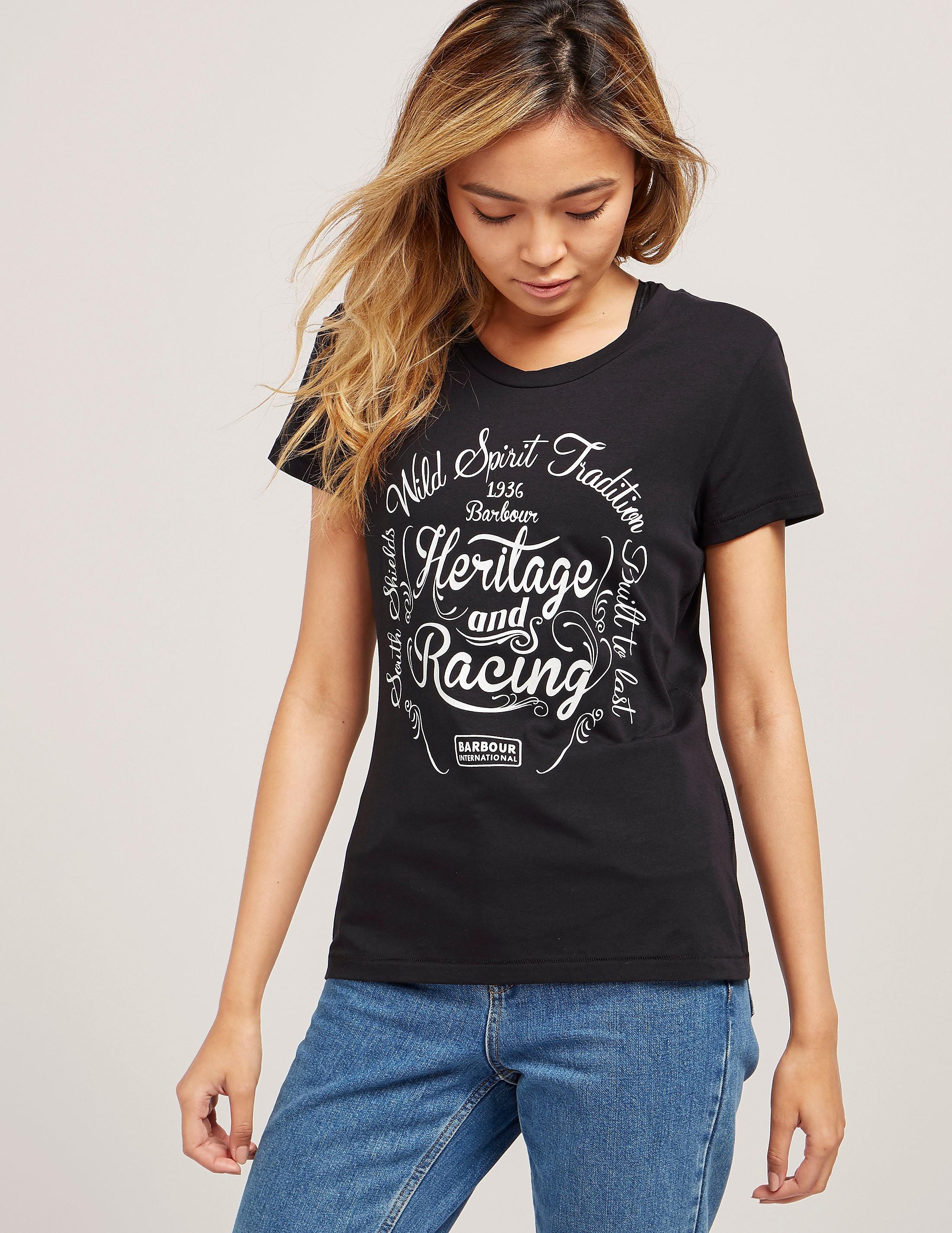Barbour International Breaker T-Shirt