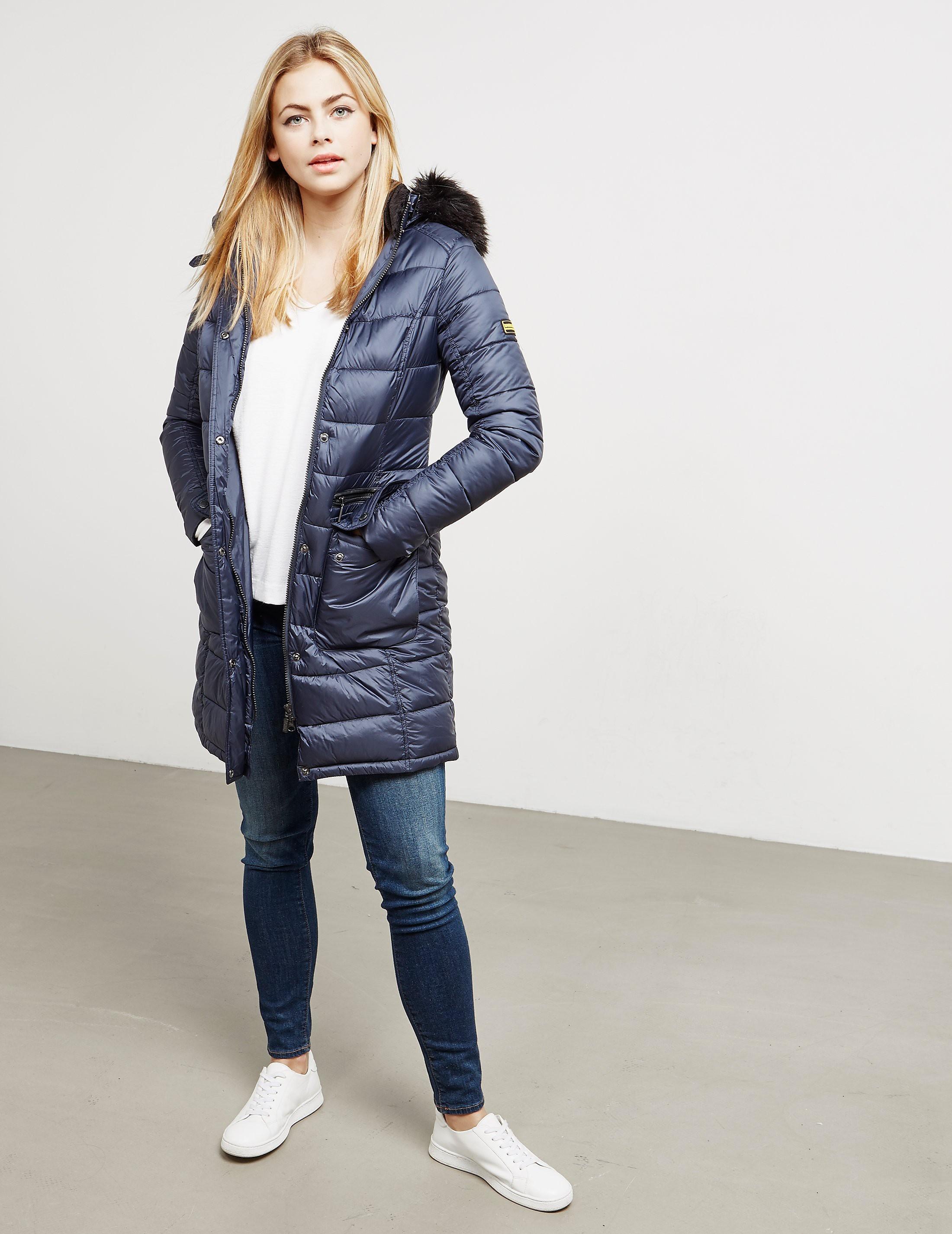 Barbour International Dunnet Padded Jacket