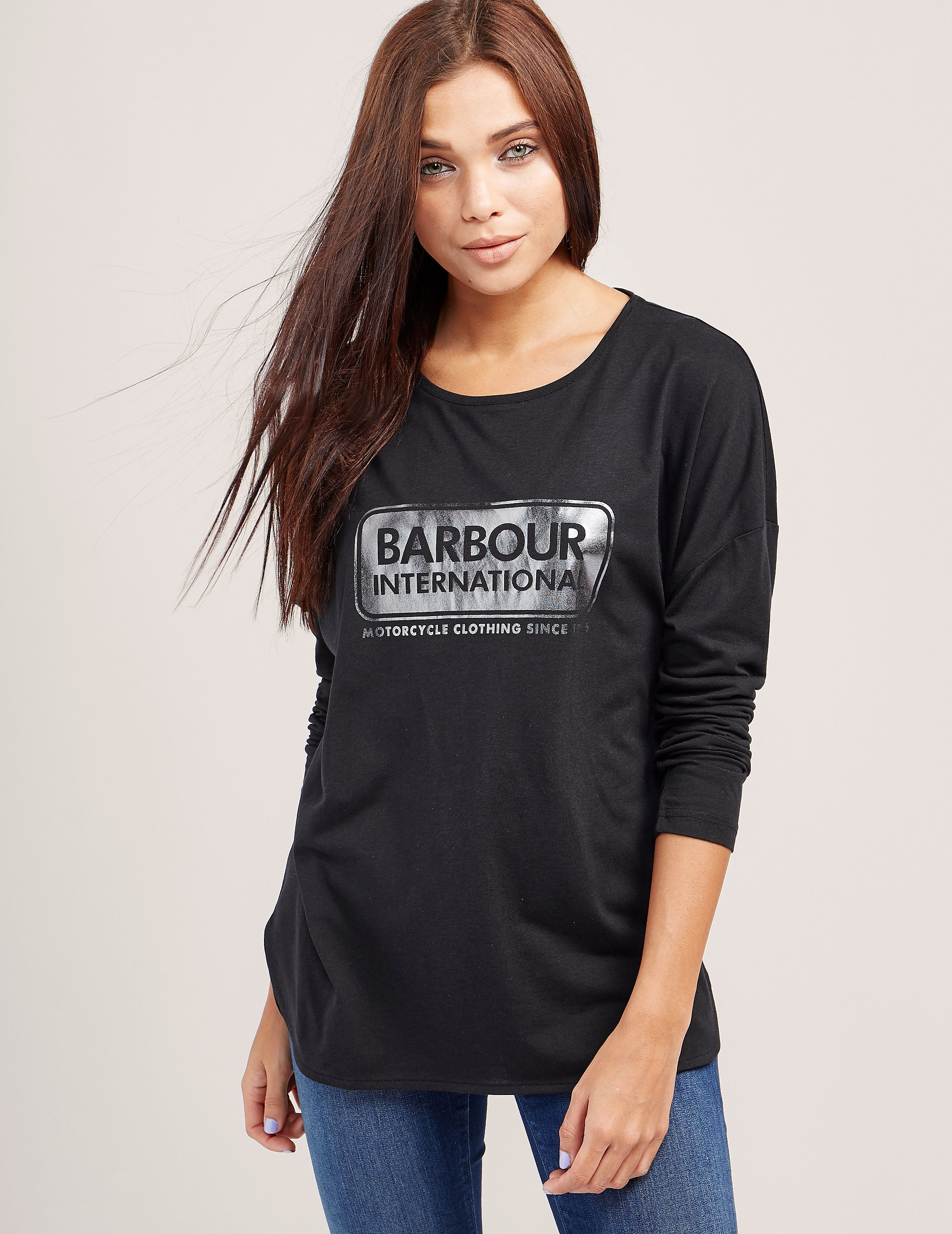 Barbour International Mallory Long Sleeve T-Shirt
