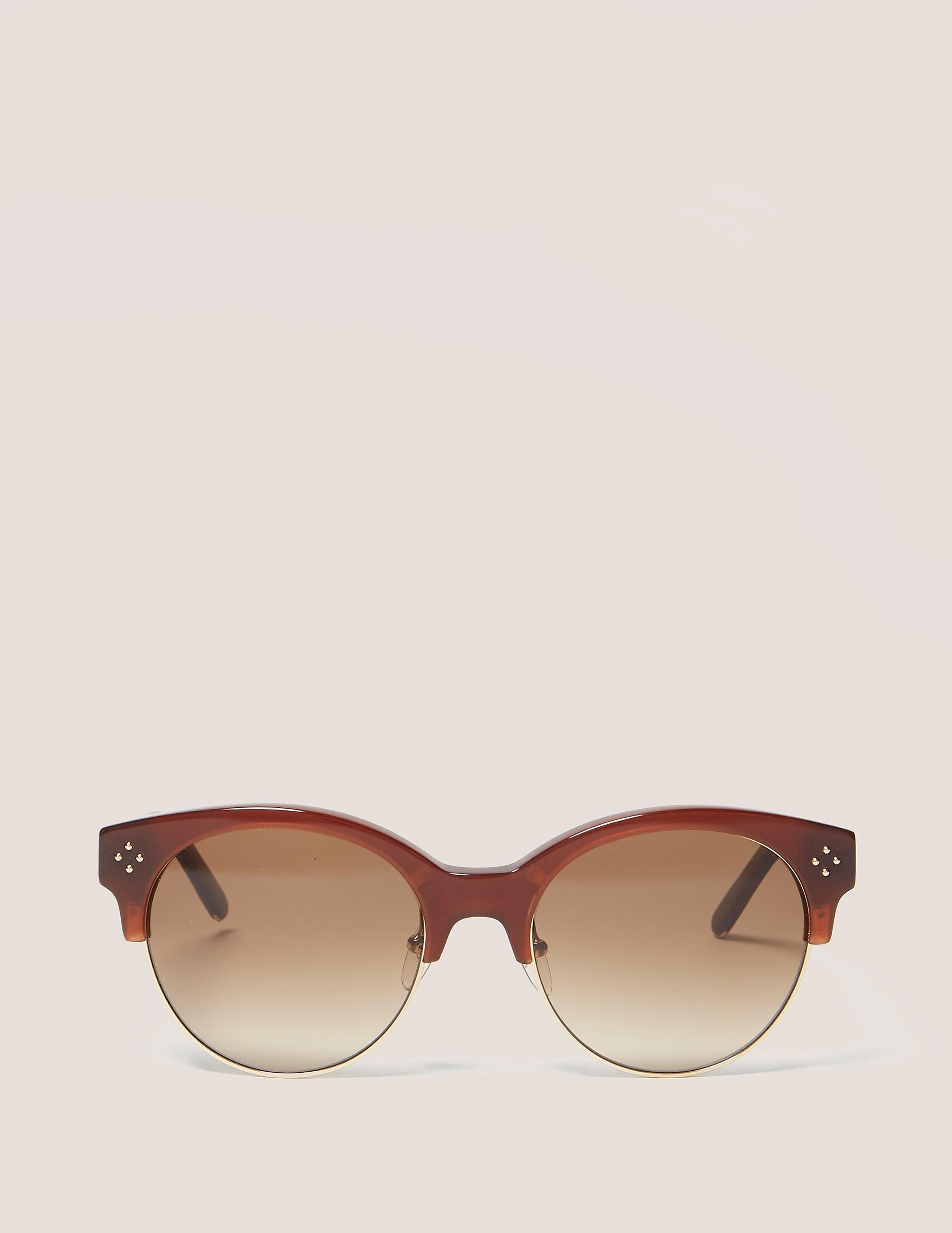 Chloe Boxwood Sunglasses