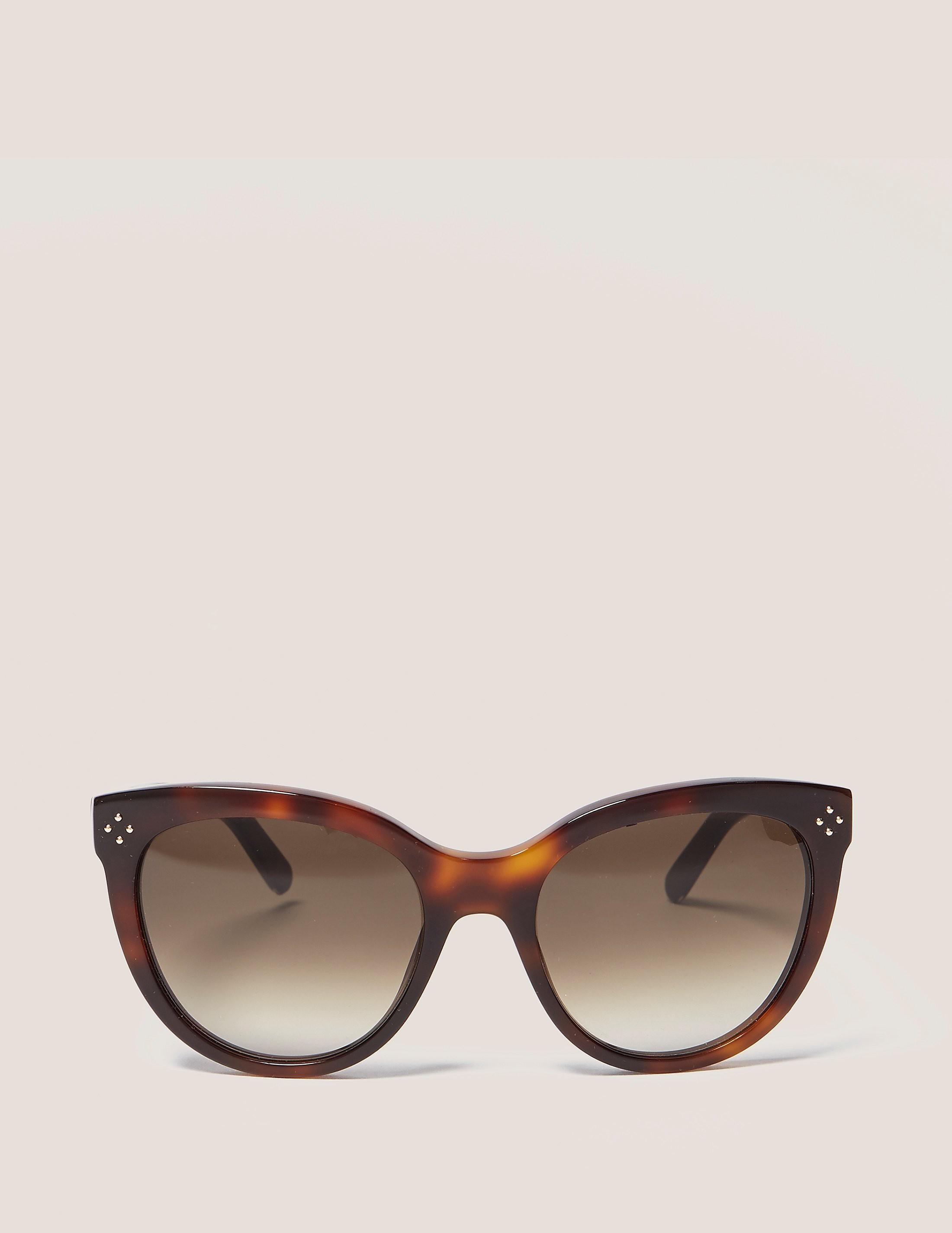 Chloe Havana Sunglasses