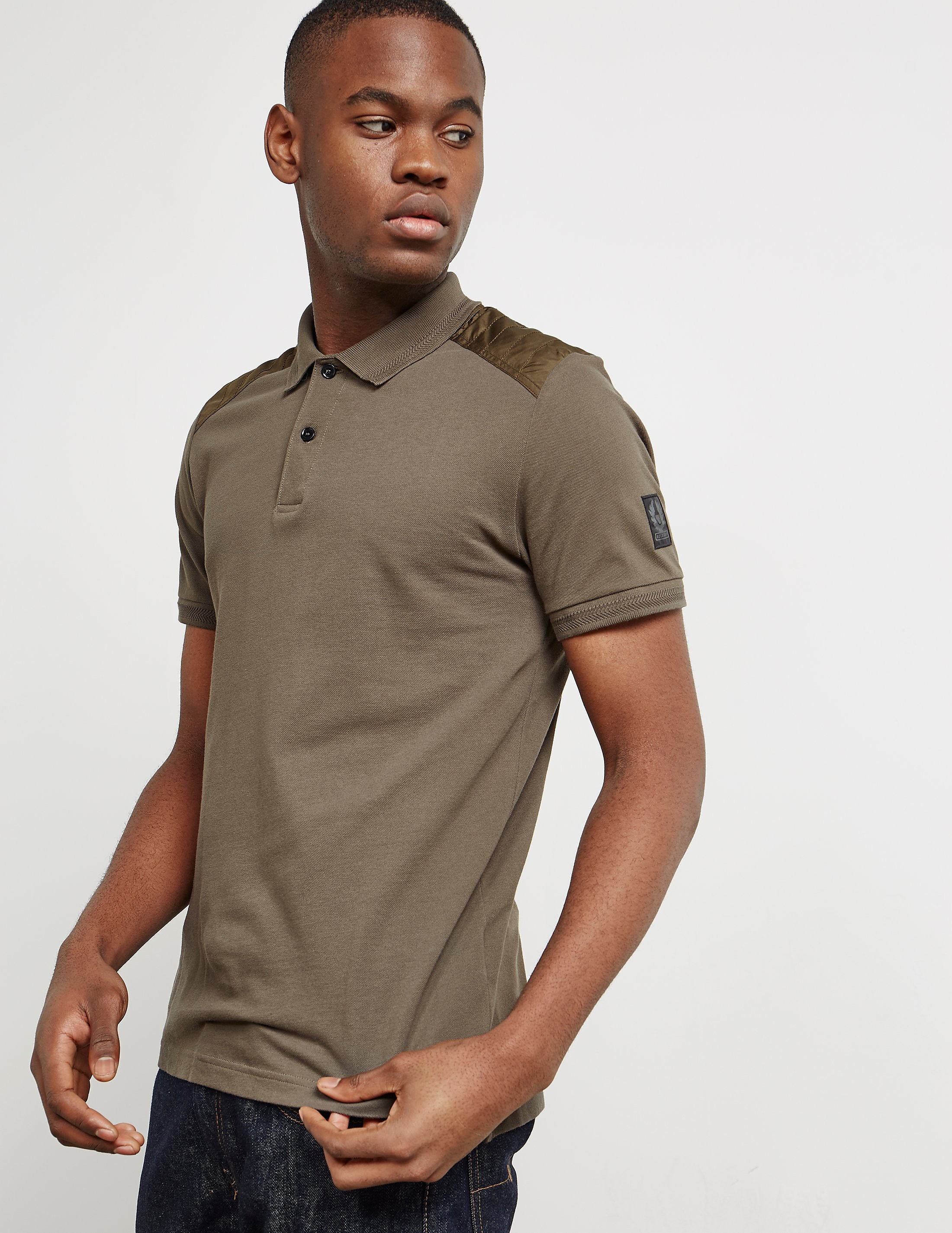 Belstaff Short Sleeve Polo Shirt