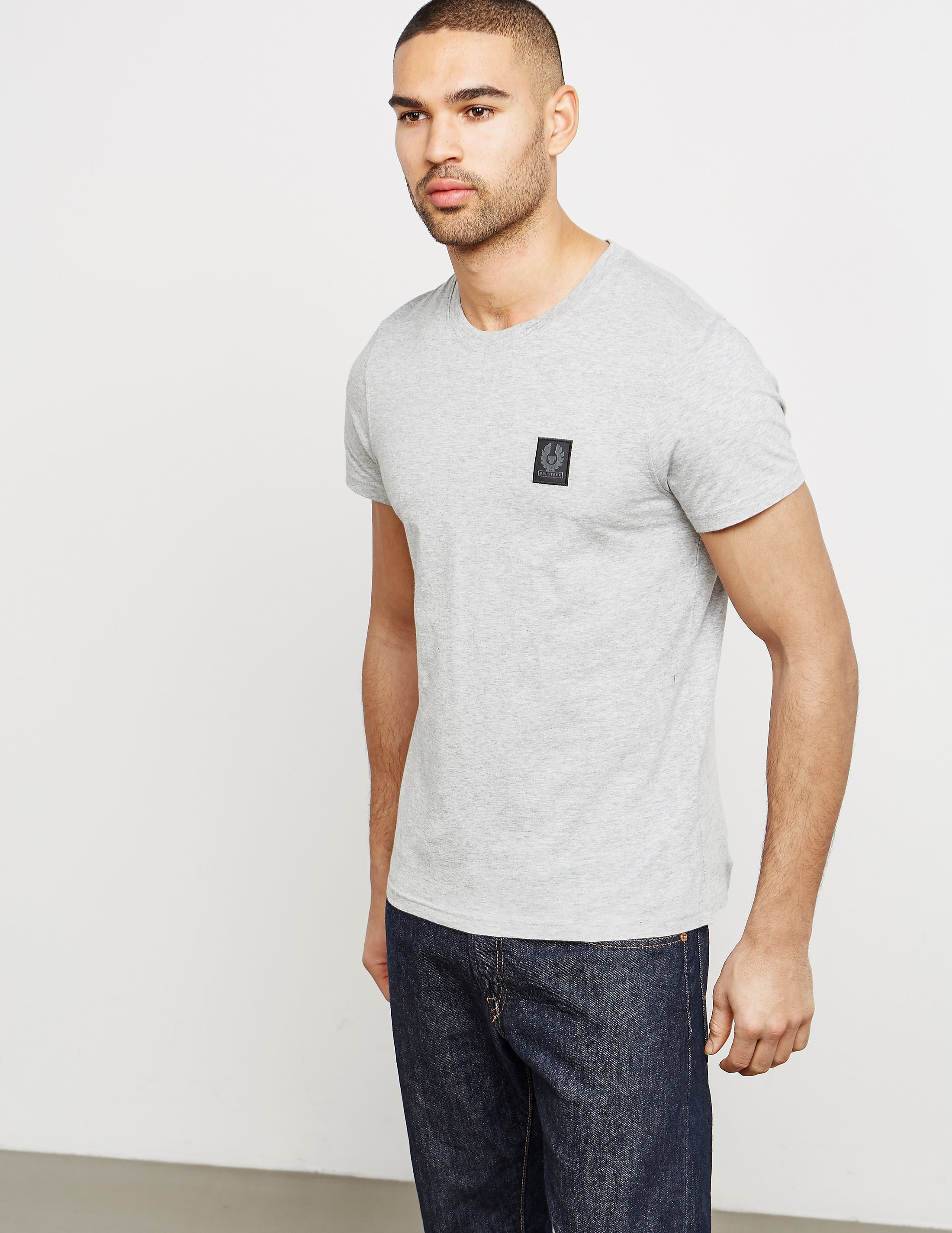 Belstaff Basic Short Sleeve T-Shirt