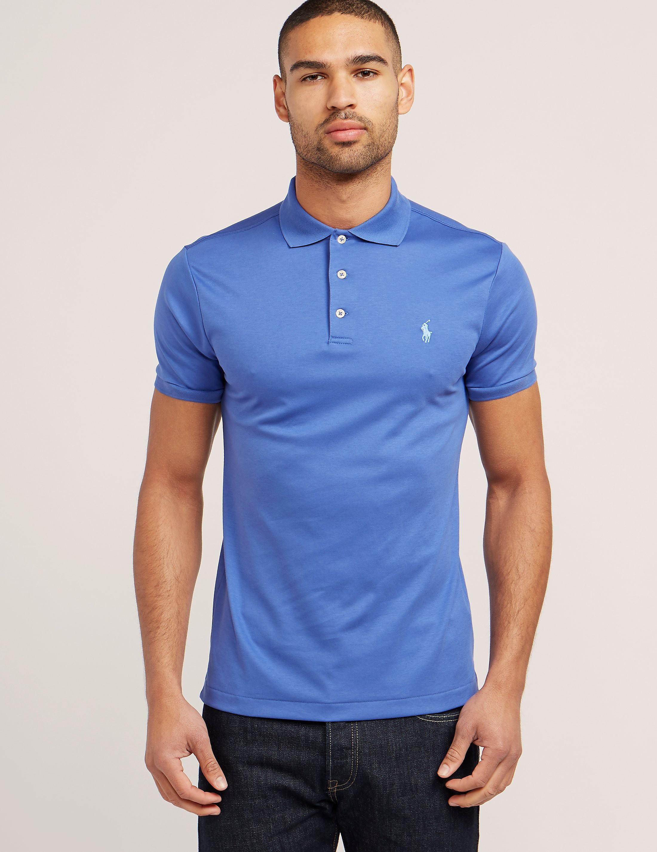 Polo Ralph Lauren Slim Short Sleeve Polo Shirt