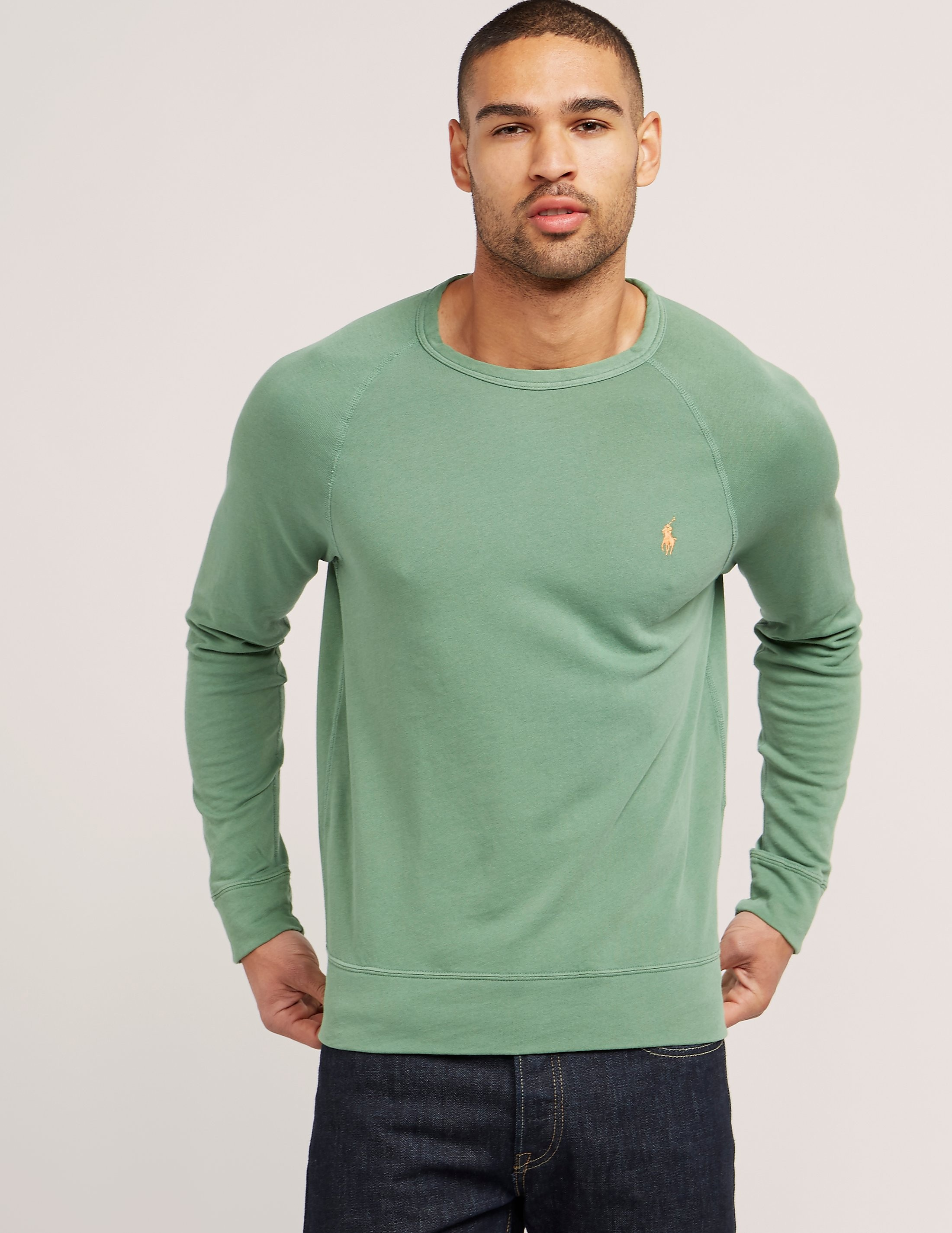 Polo Ralph Lauren Cotton Terry Sweatshirt