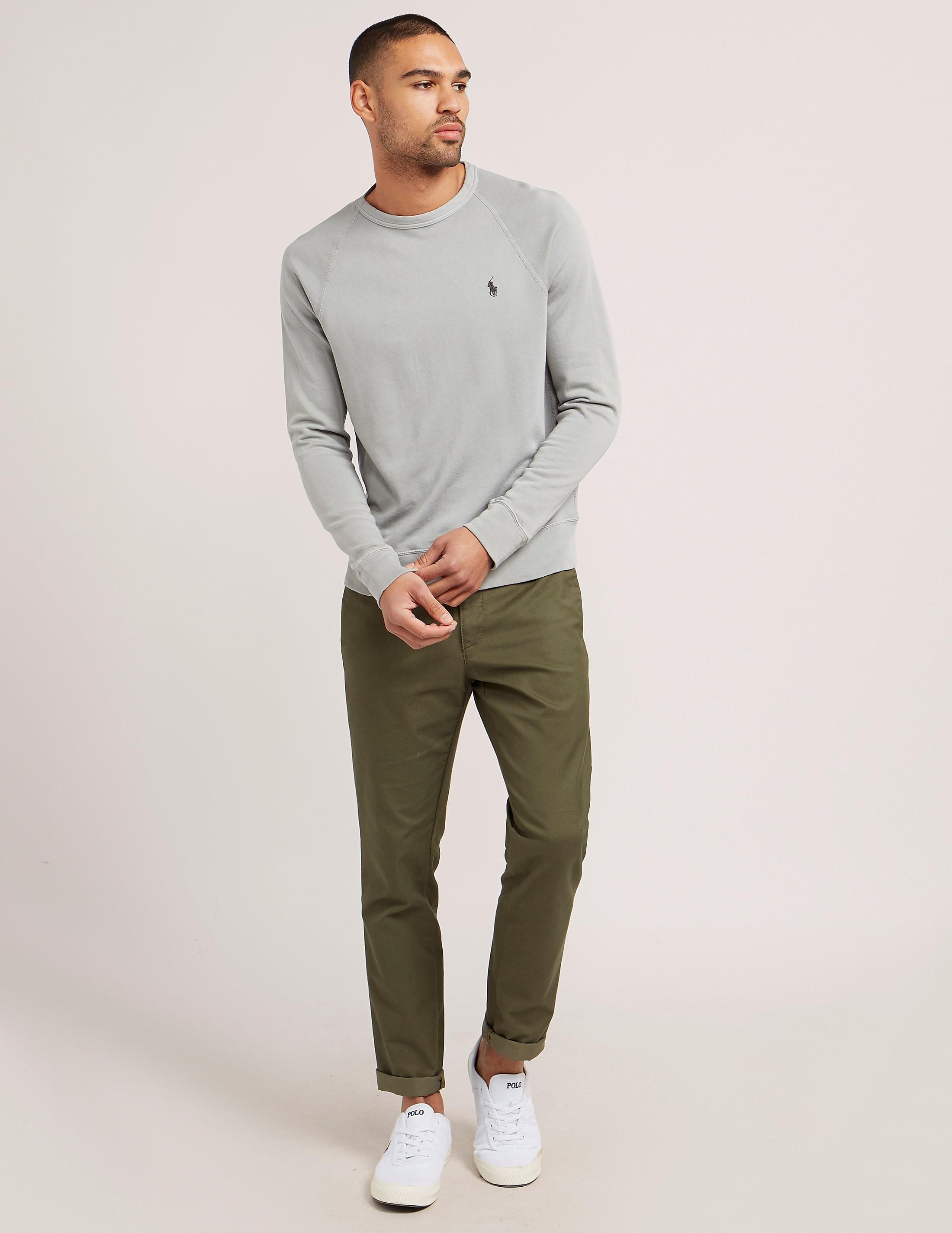 Polo Ralph Lauren Cotton Terry Sweatshirt