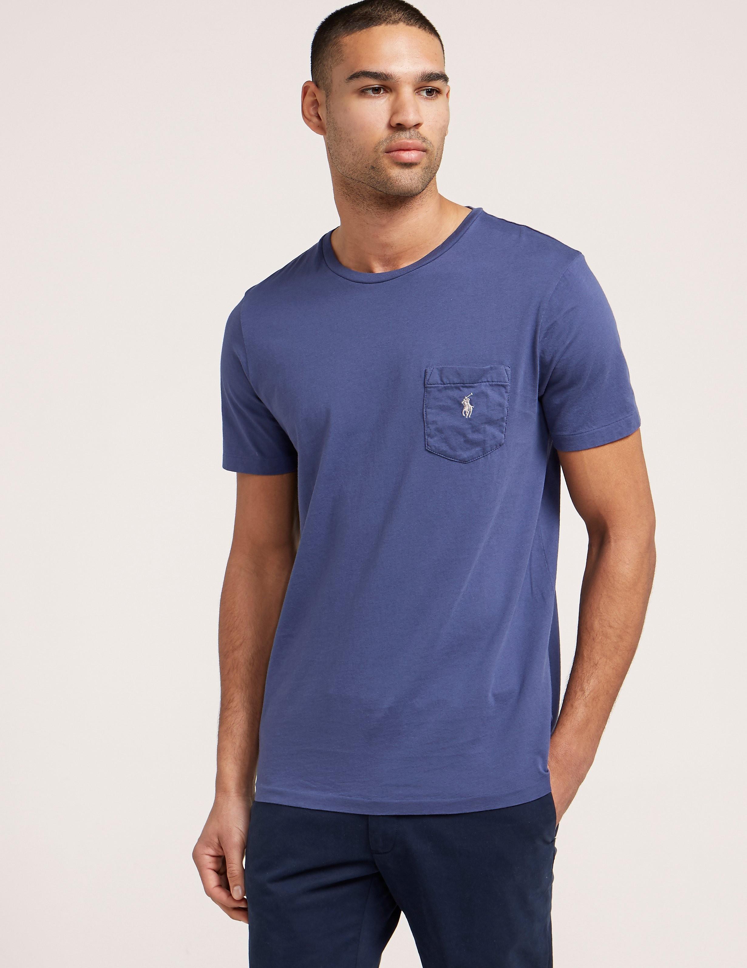 Polo Ralph Lauren Short Sleeve Pocket T-Shirt