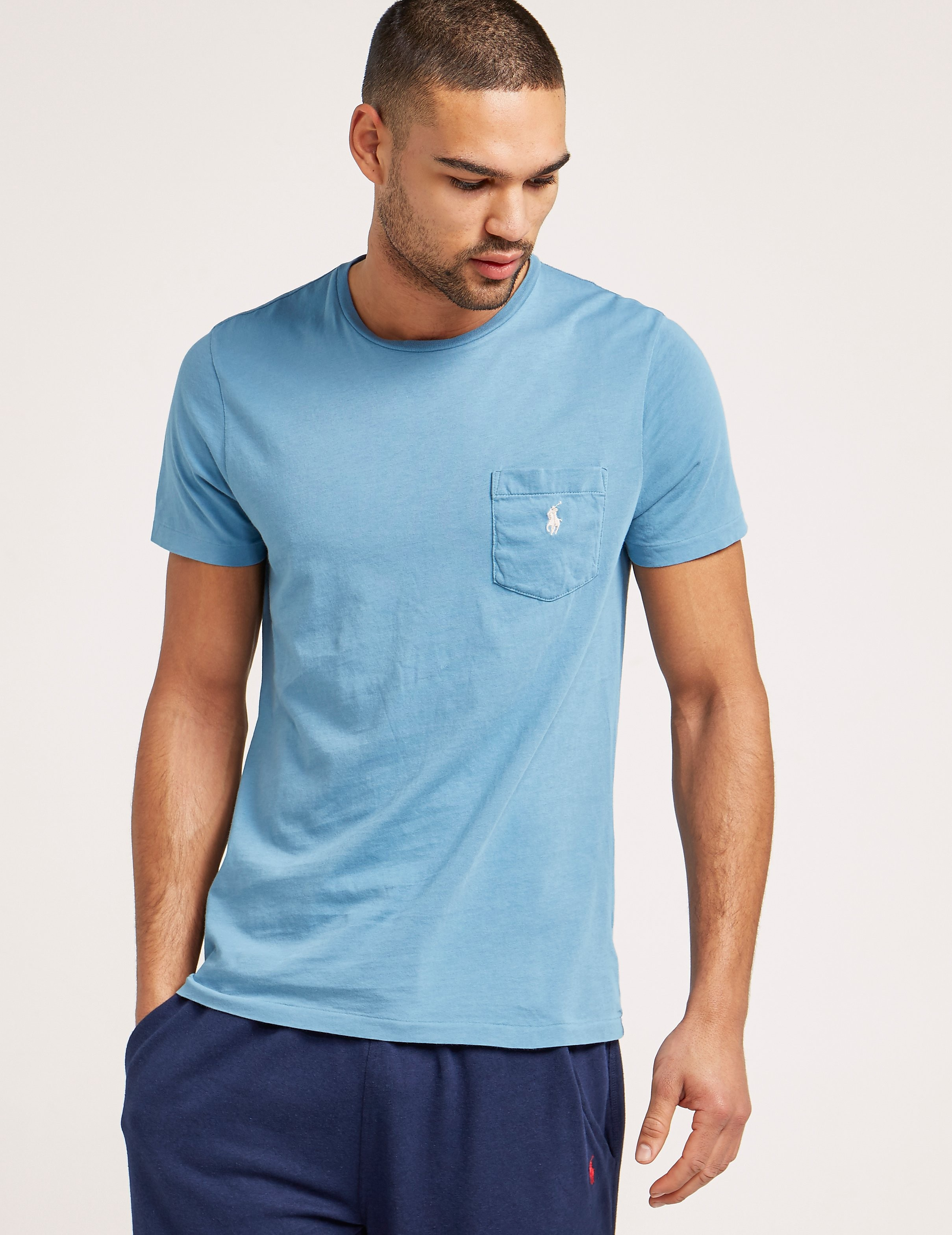 Polo Ralph Lauren Short Sleeve Pocket T-Shirt