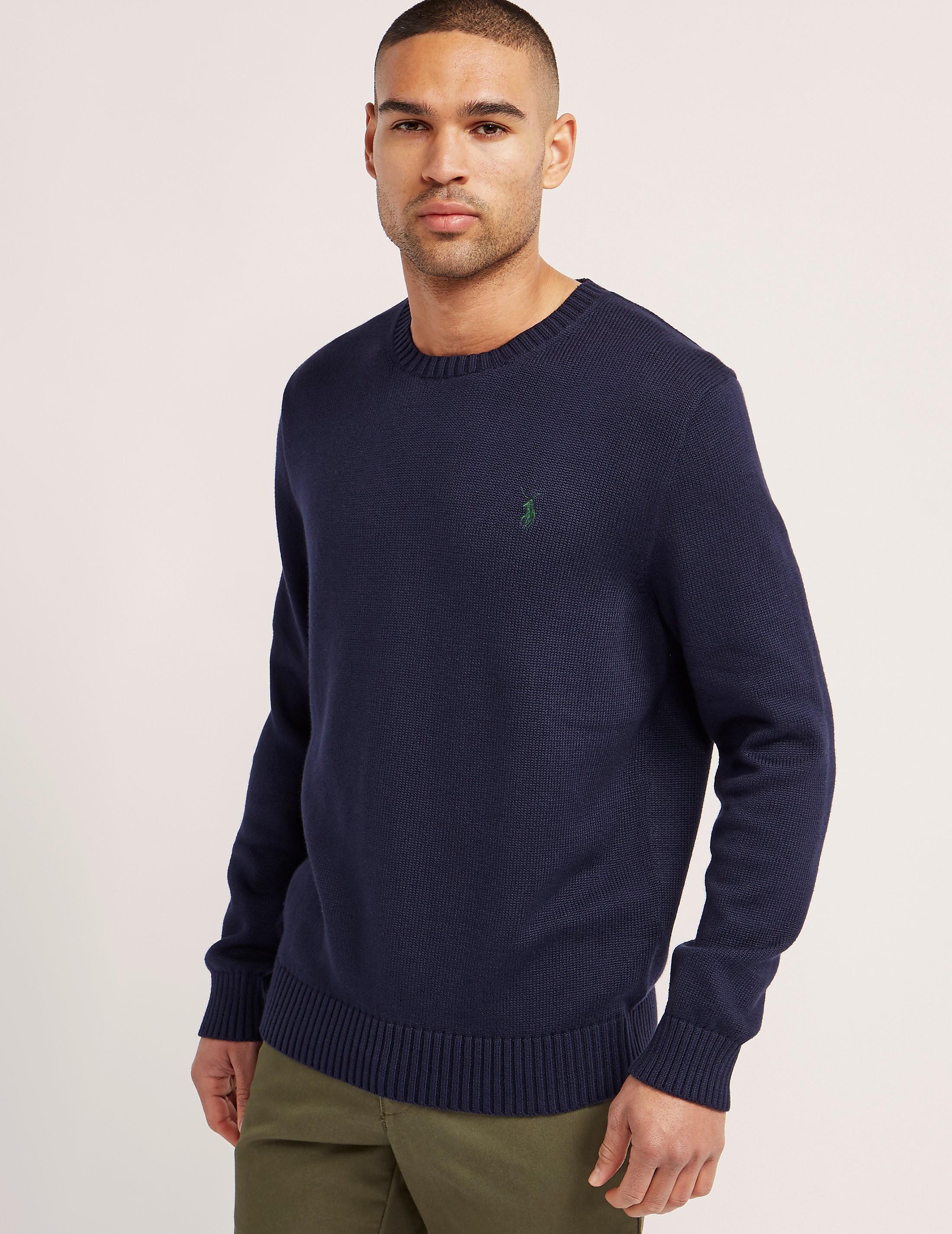 Polo Ralph Lauren Cotton Crew Knit