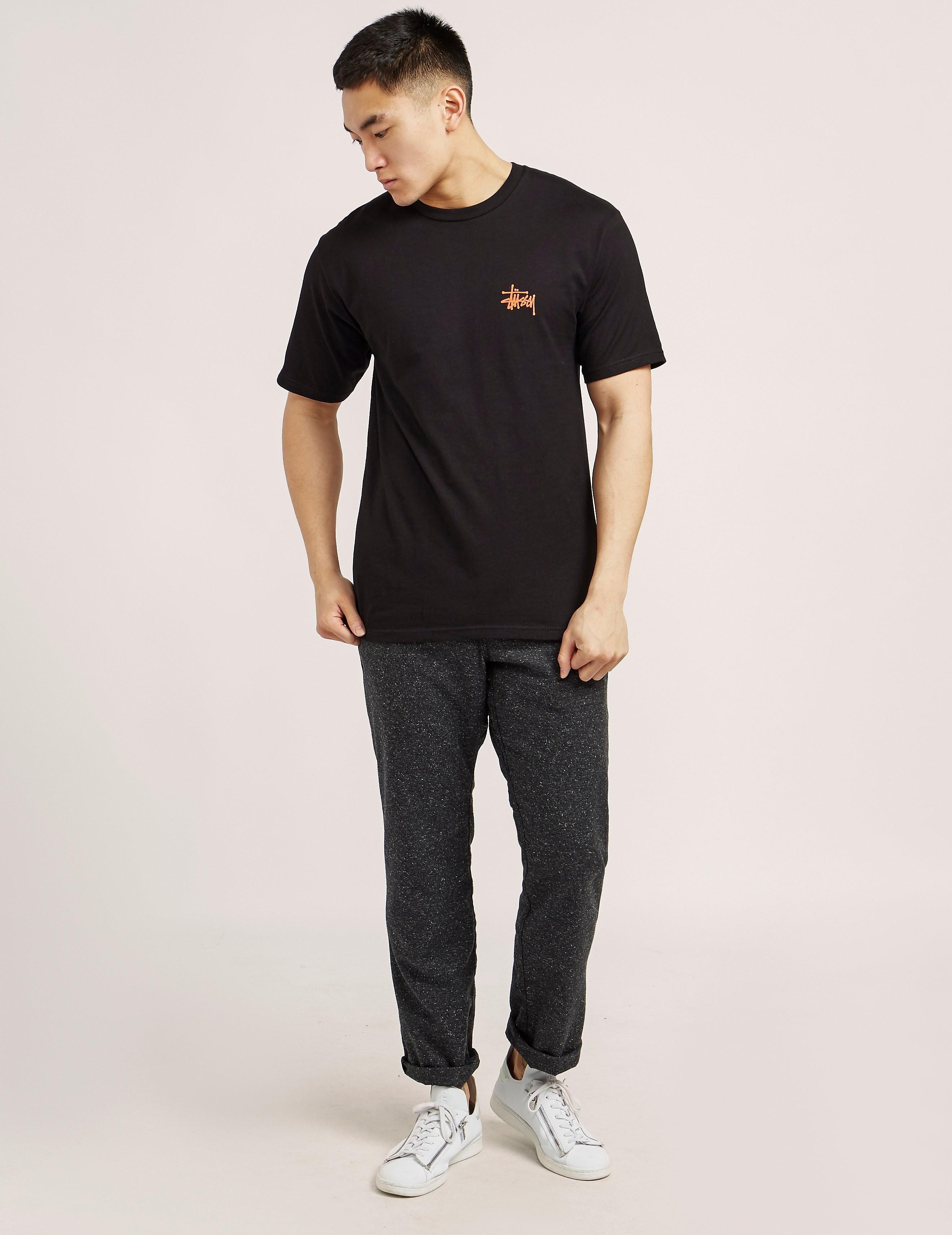 Stussy Basic Short Sleeve T-Shirt