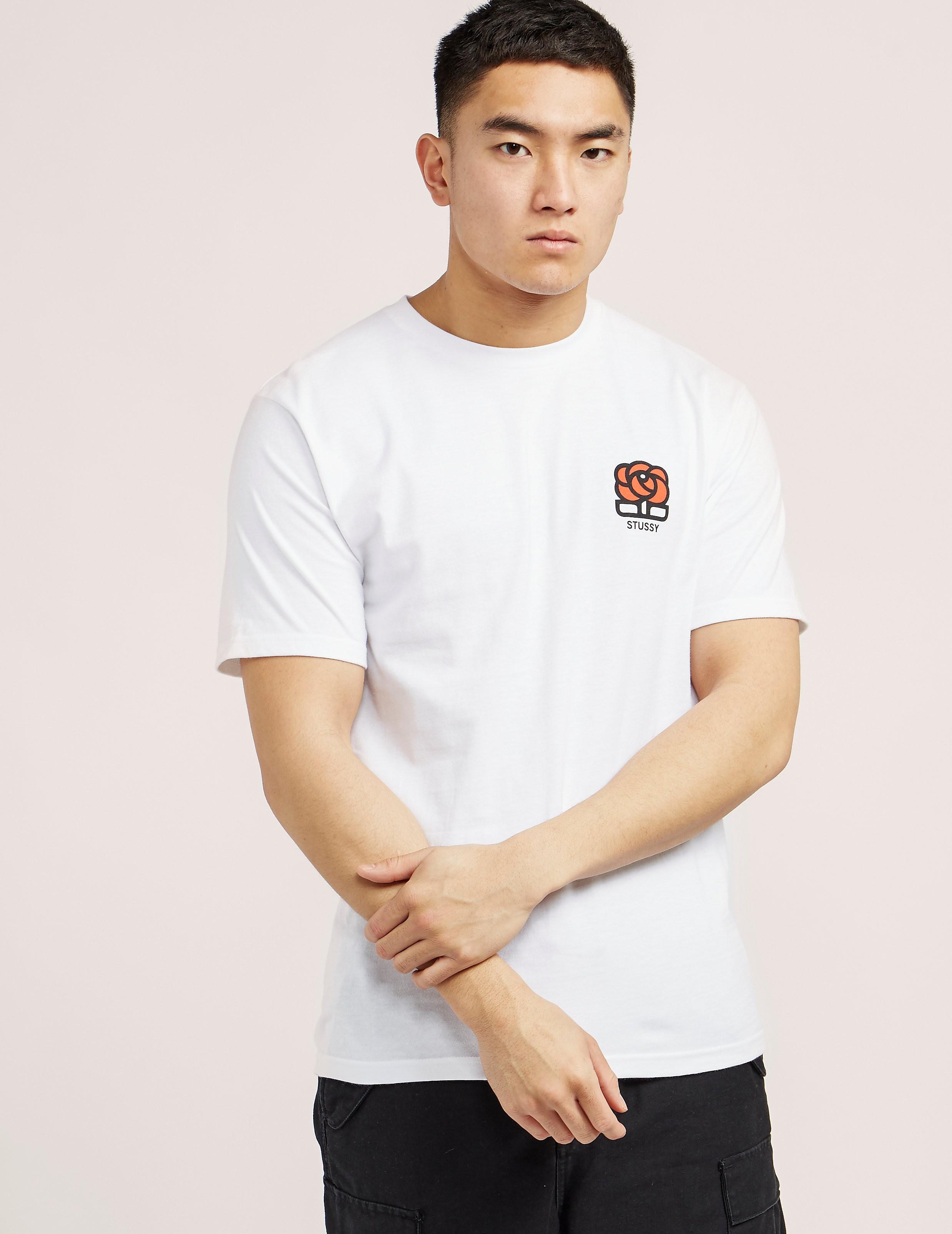 Stussy International Rose T-Shirt