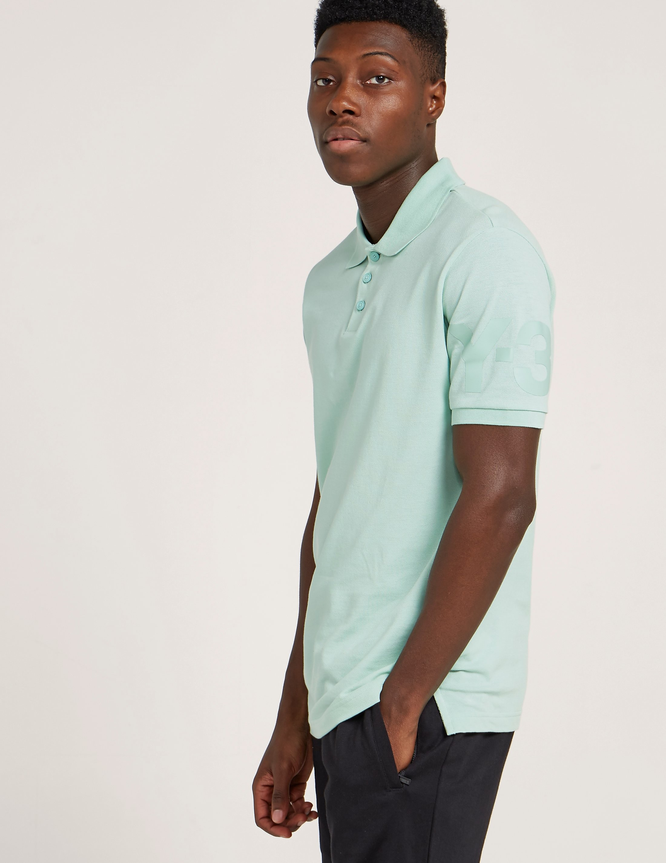 Y-3 Classic Short Sleeve Polo Shirt
