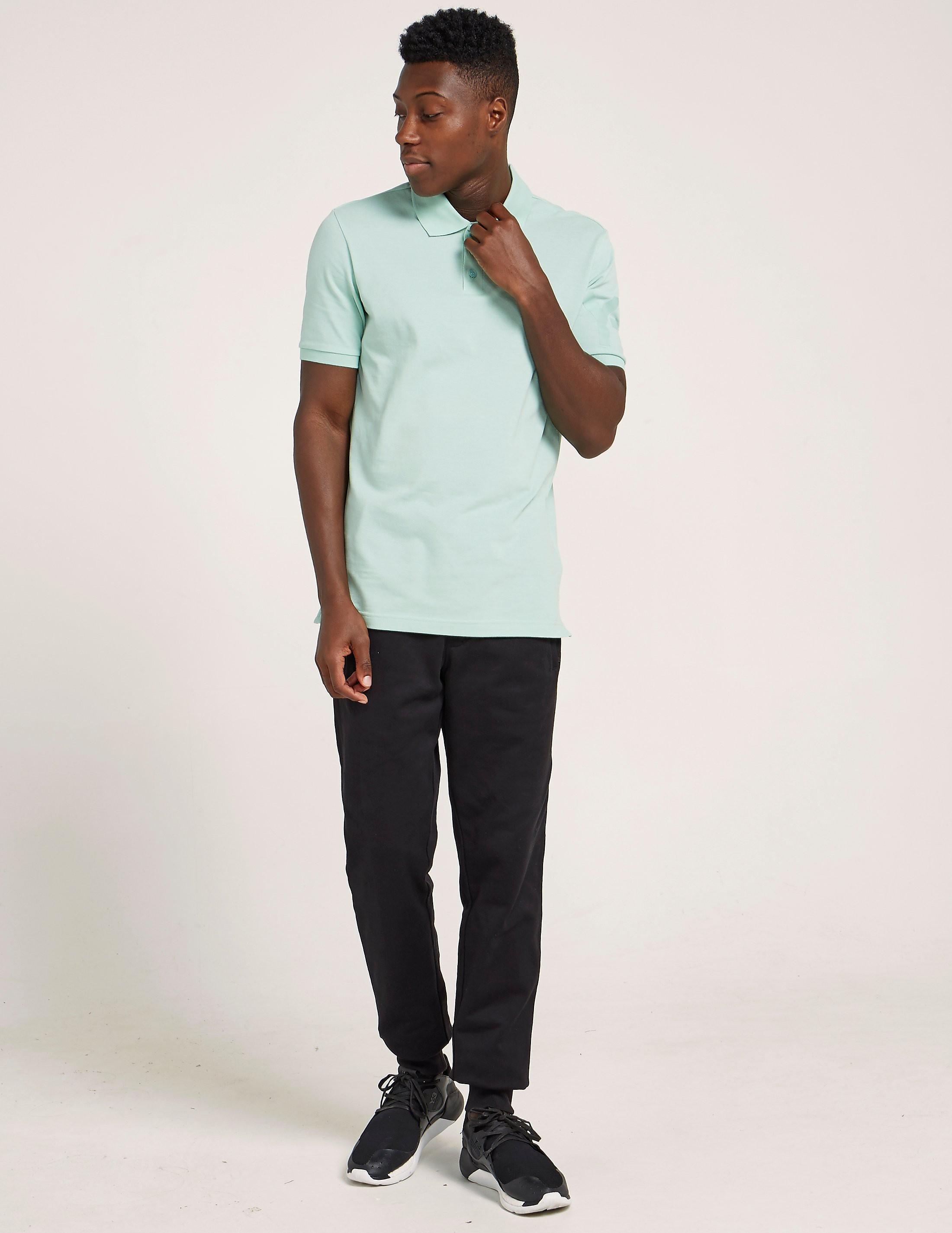 Y-3 Classic Short Sleeve Polo Shirt
