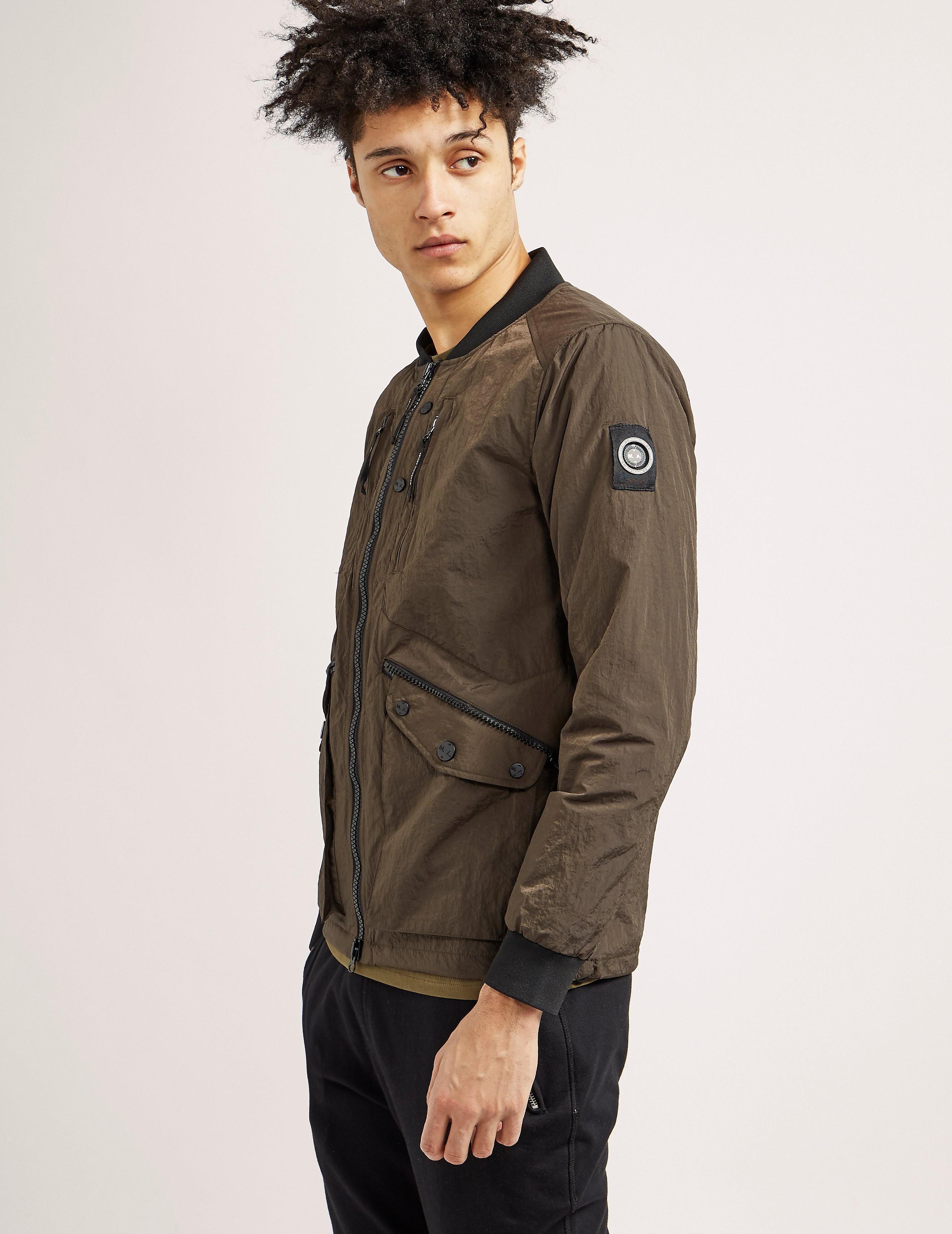 Marshall Artist Compact Bomber Jacket