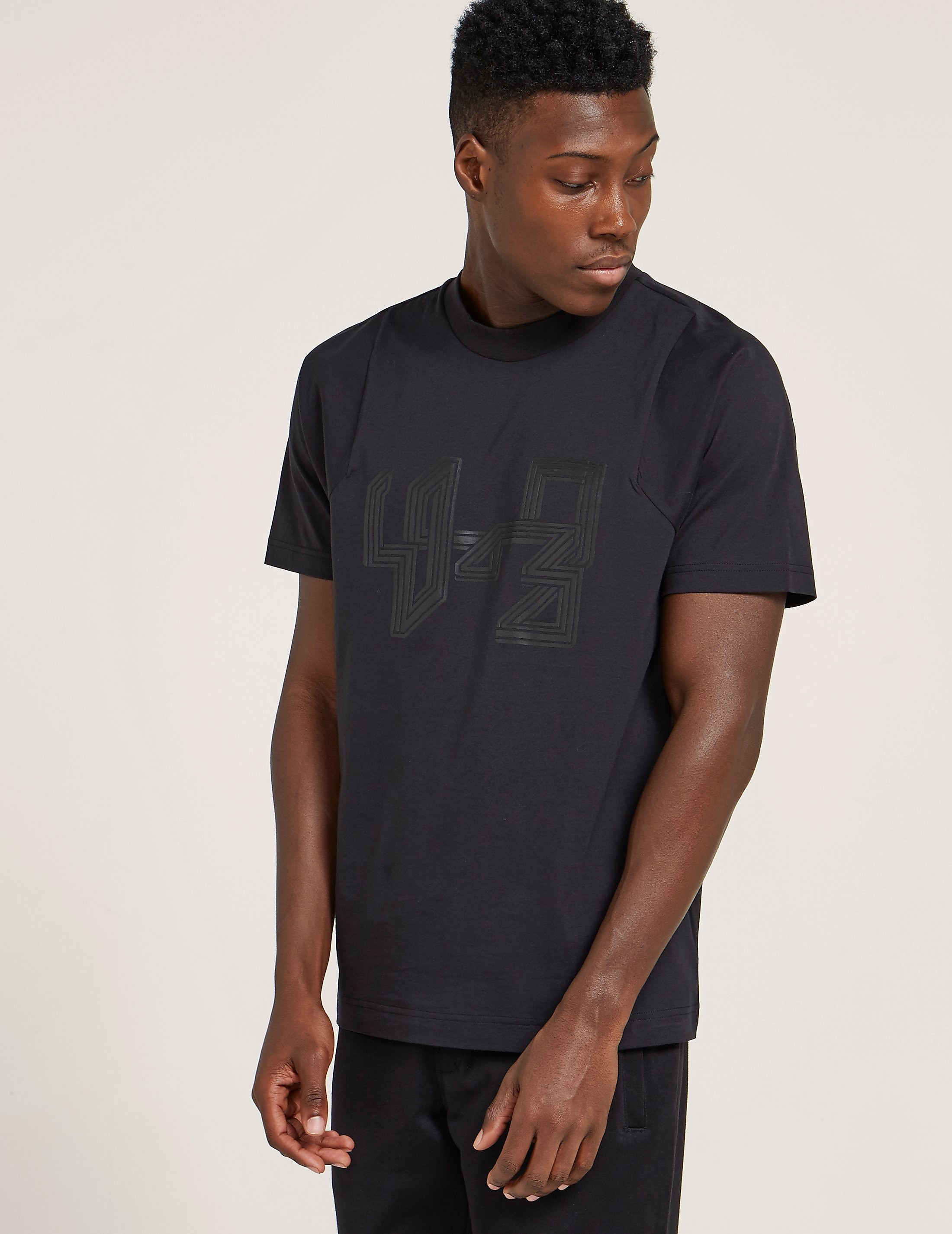 Y-3 Tech Logo Short Sleeve T-Shirt